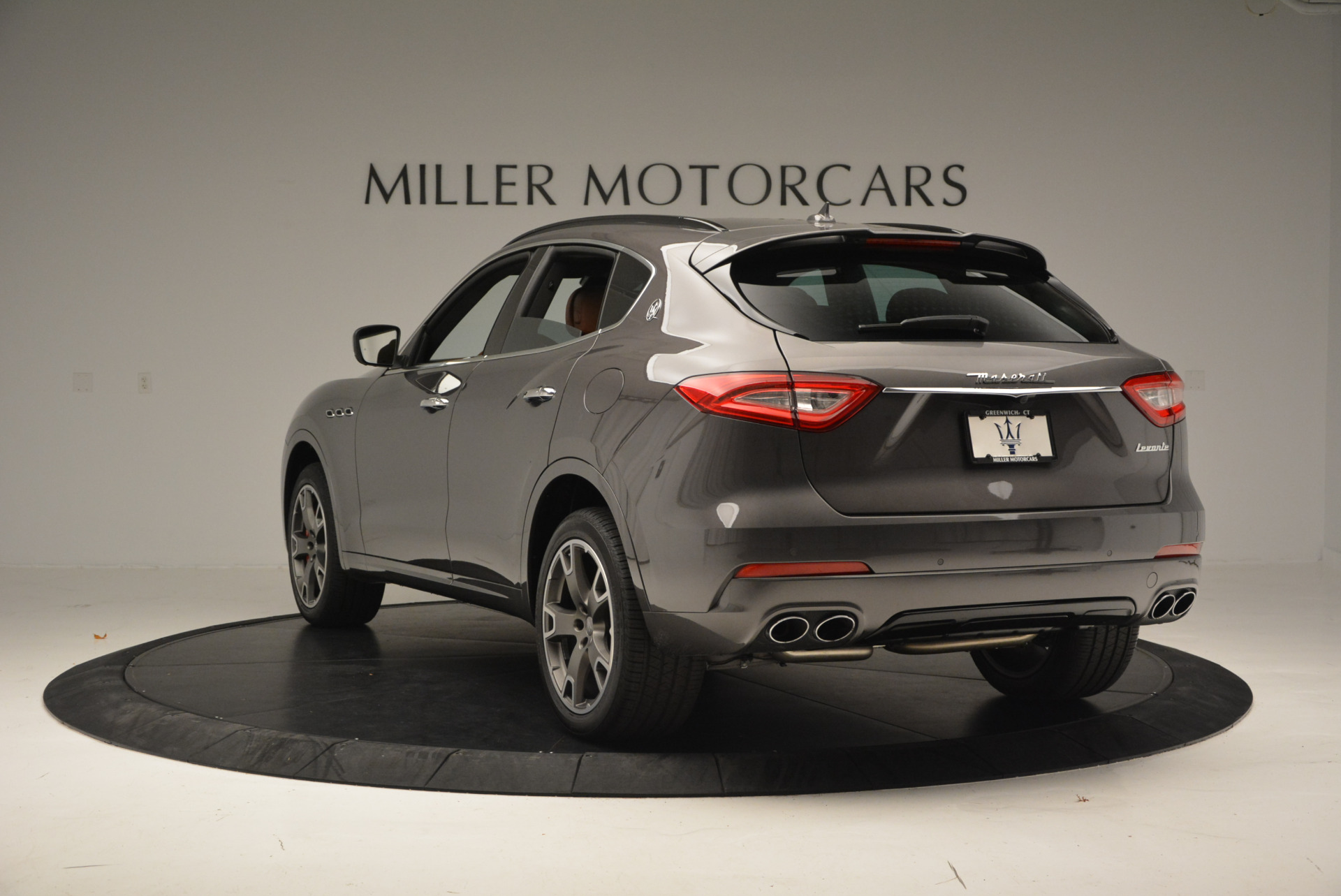 New 2017 Maserati Levante S For Sale In Greenwich, CT 603_p5