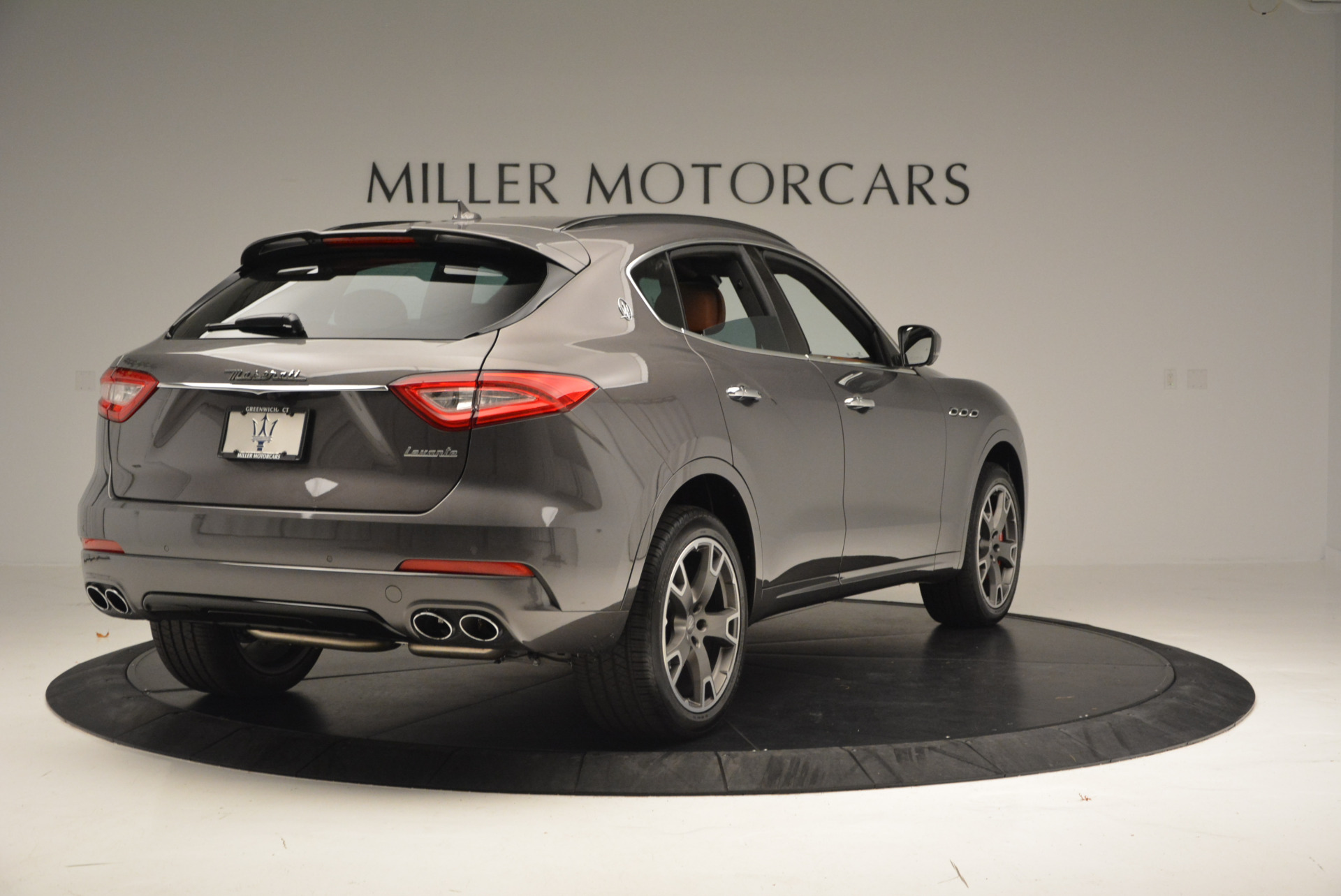 New 2017 Maserati Levante S For Sale In Greenwich, CT 603_p7