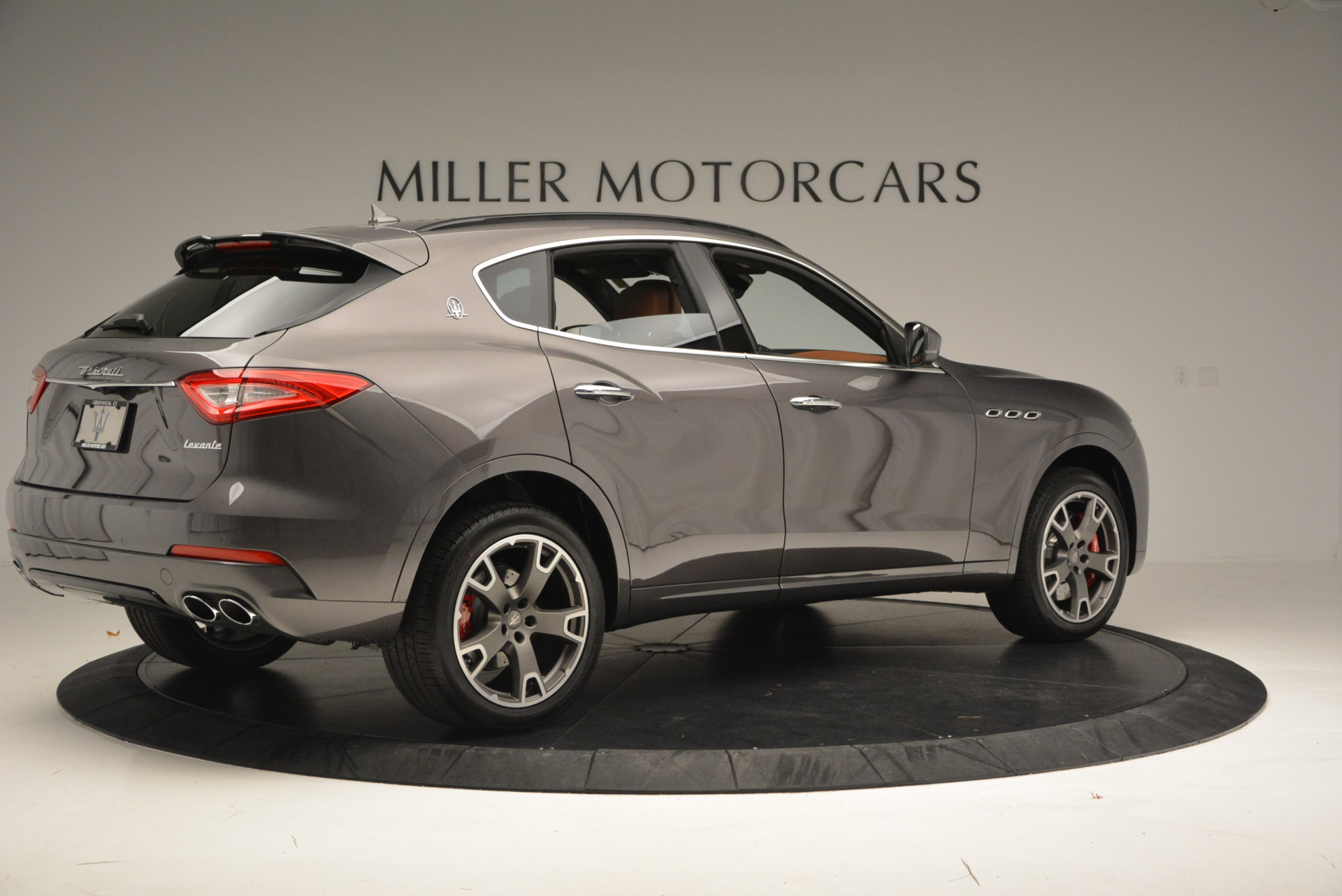 New 2017 Maserati Levante S For Sale In Greenwich, CT 603_p8