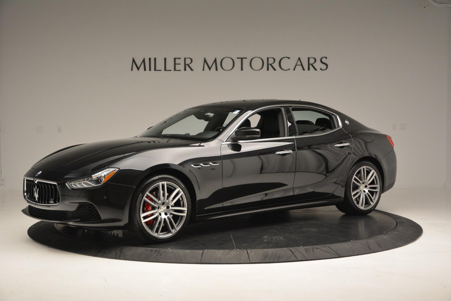 New 2017 Maserati Ghibli S Q4 For Sale In Greenwich, CT 604_p2
