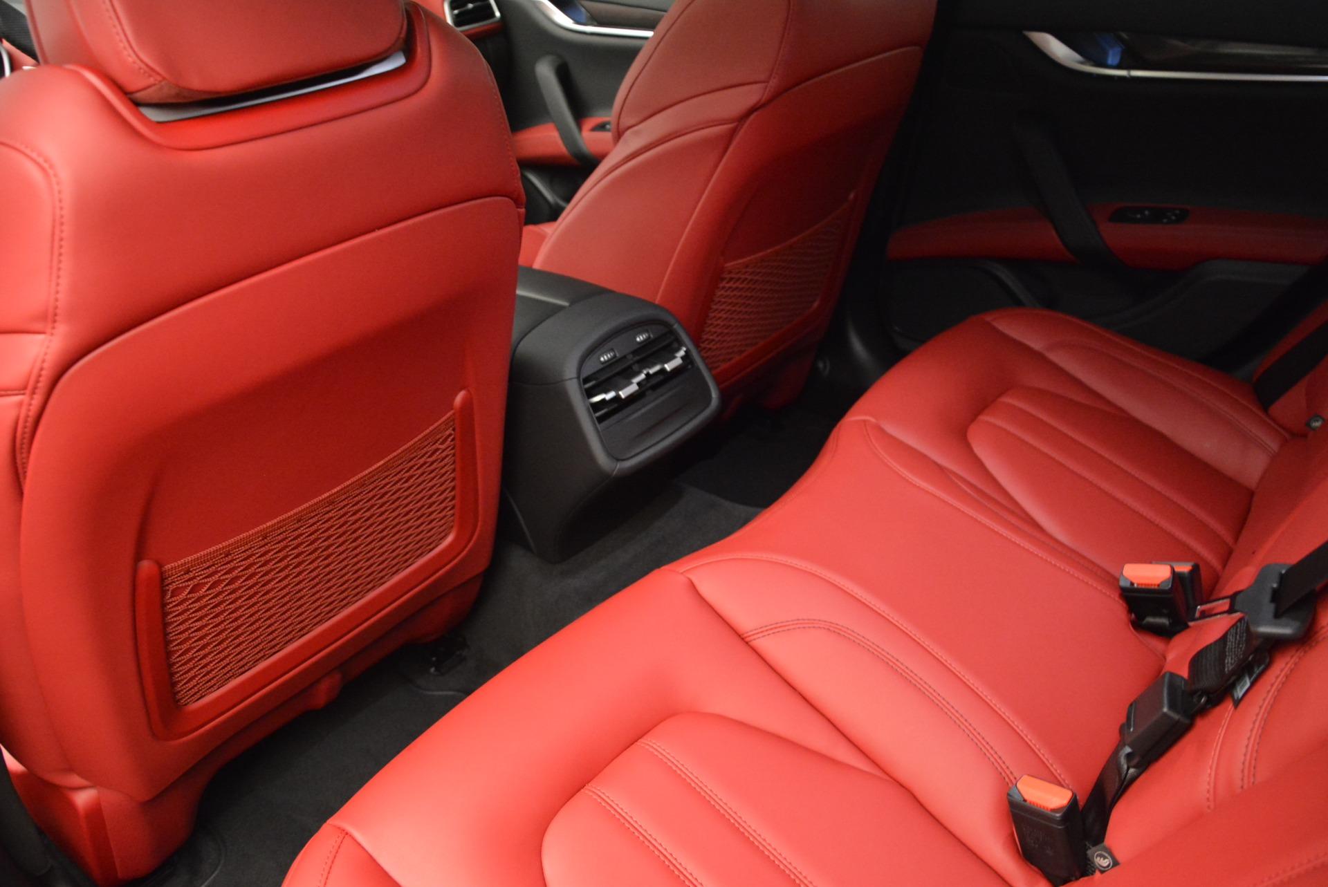 New 2017 Maserati Ghibli S Q4 For Sale In Greenwich, CT 606_p18