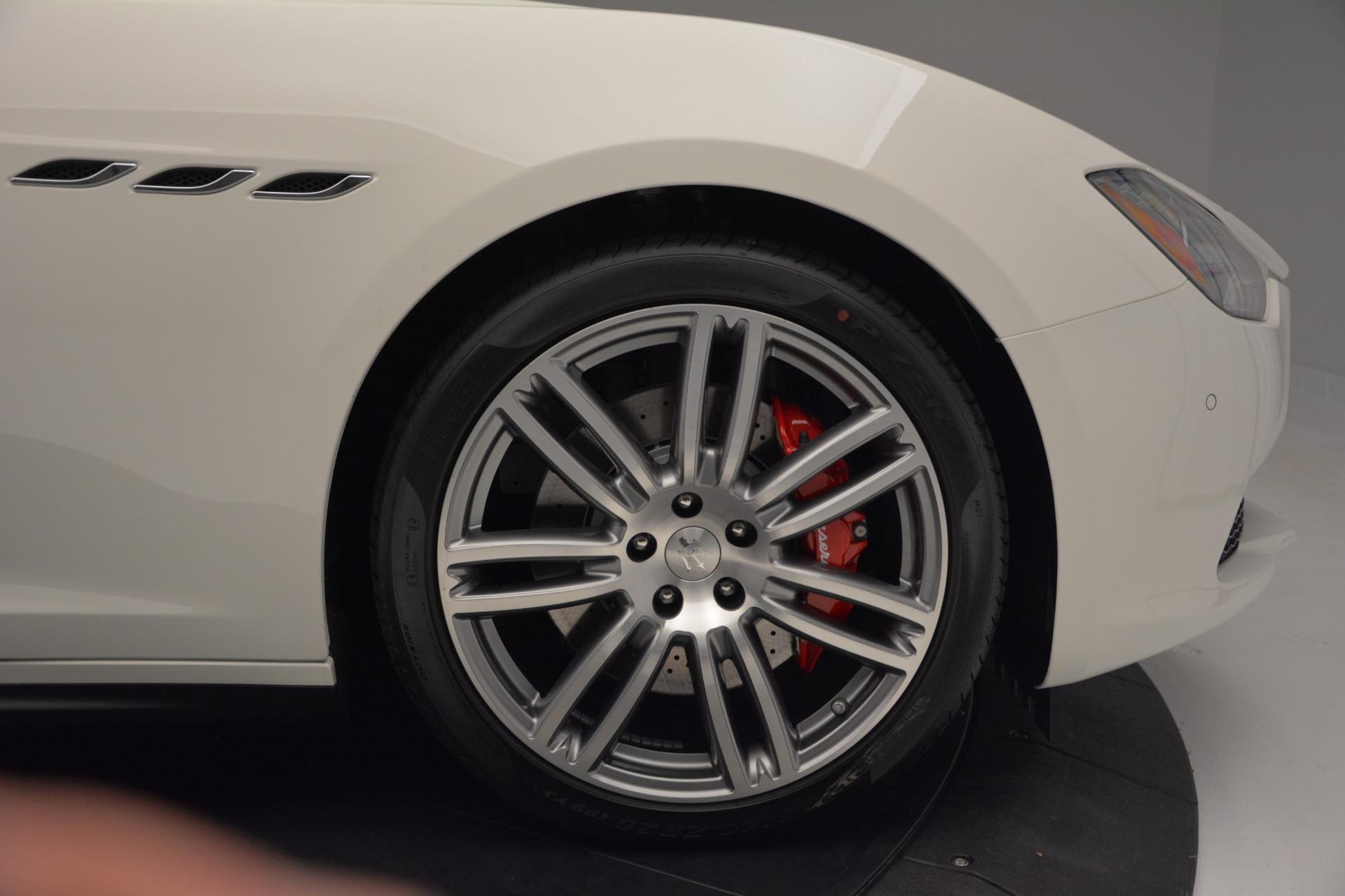 New 2017 Maserati Ghibli S Q4 For Sale In Greenwich, CT 606_p27