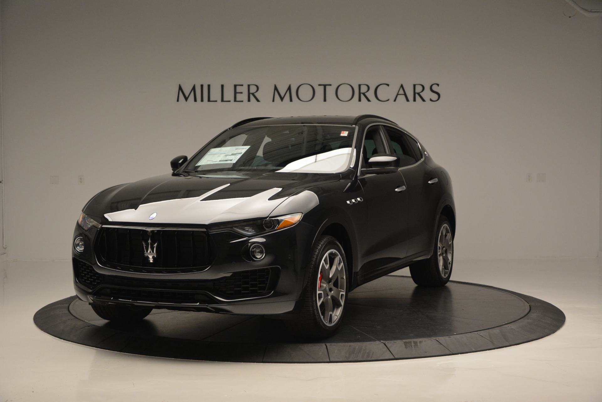 New 2017 Maserati Levante  For Sale In Greenwich, CT 609_main