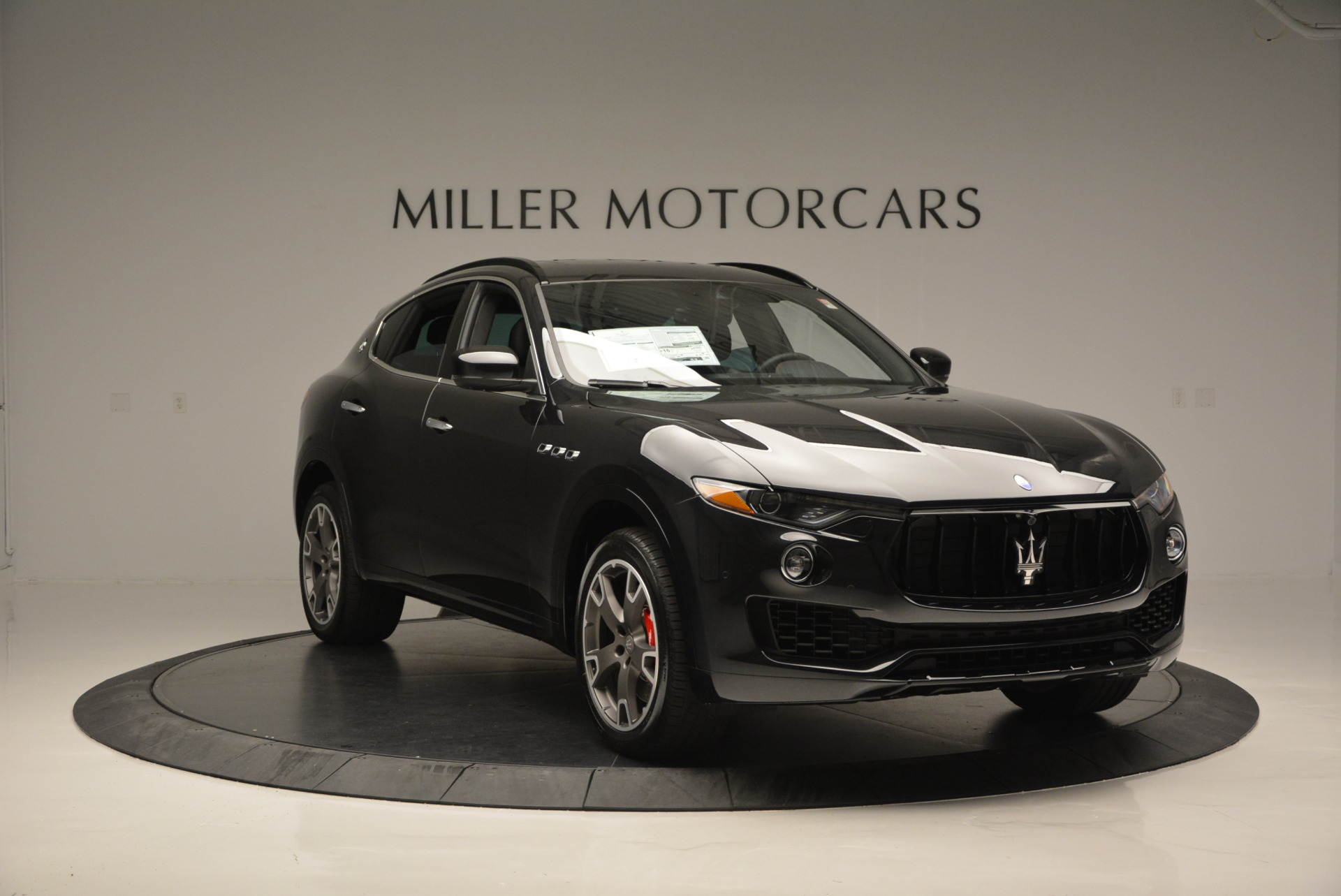 New 2017 Maserati Levante  For Sale In Greenwich, CT 609_p11