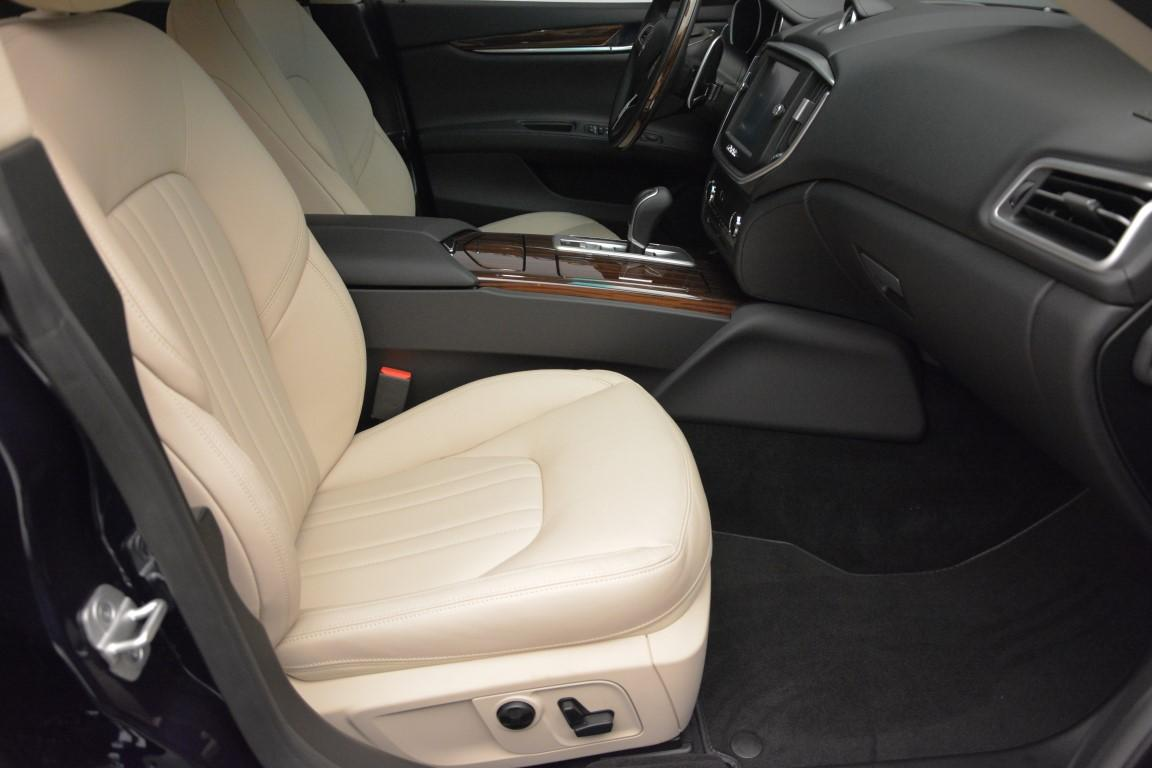 New 2016 Maserati Ghibli S Q4 For Sale In Greenwich, CT 61_p21