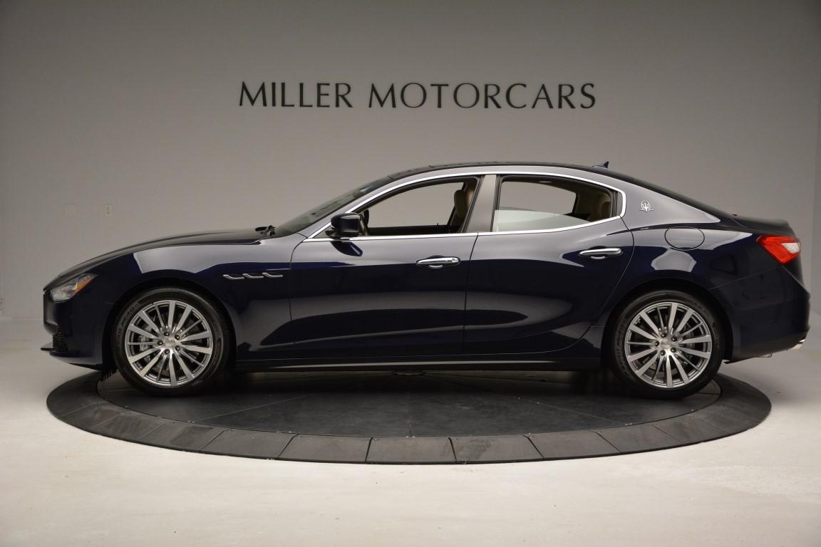 New 2016 Maserati Ghibli S Q4 For Sale In Greenwich, CT 61_p3