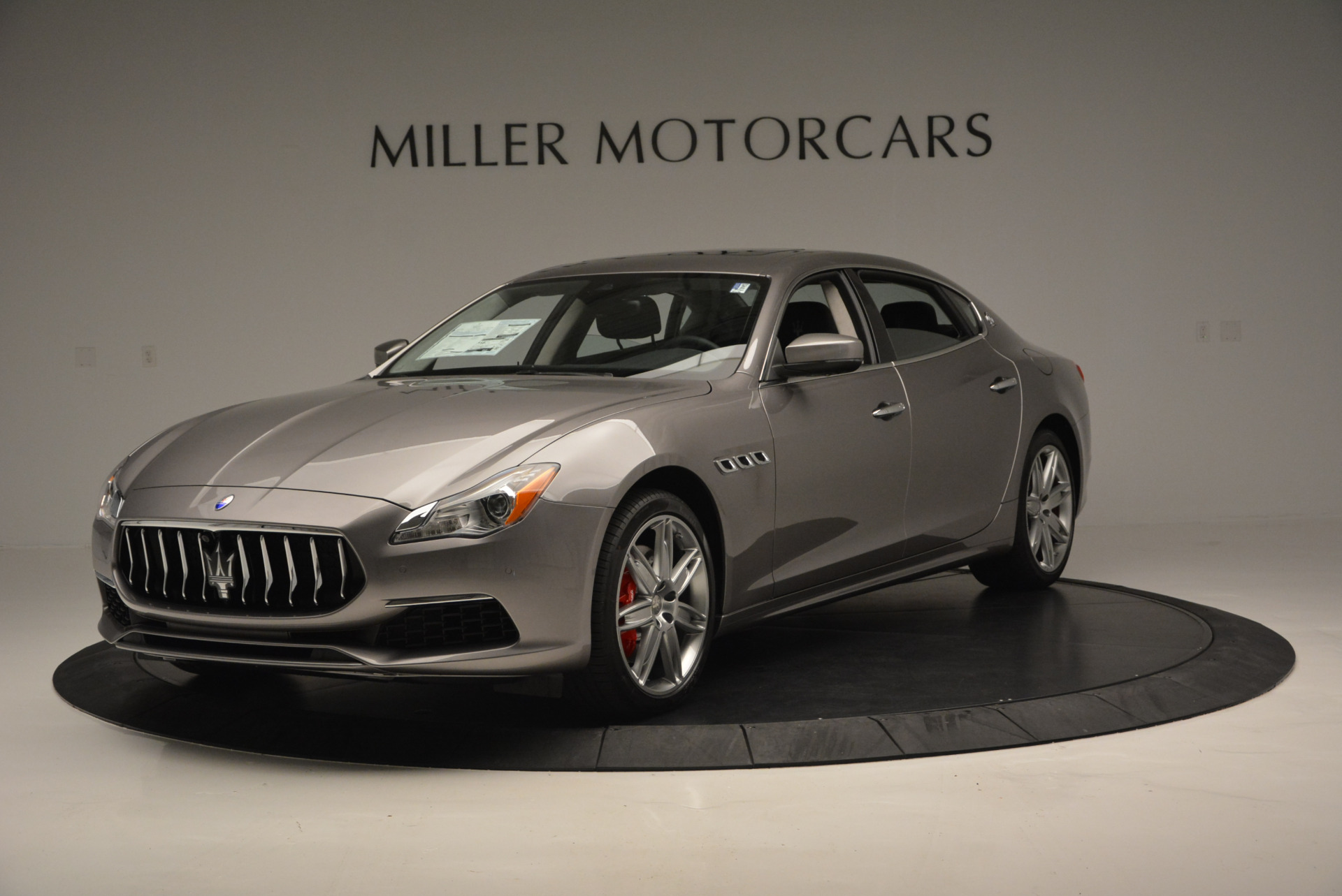 new 2017 maserati quattroporte s q4 granlusso greenwich ct. Black Bedroom Furniture Sets. Home Design Ideas