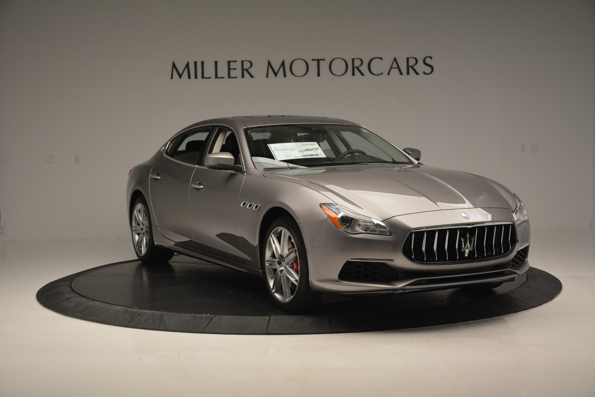 New 2017 Maserati Quattroporte S Q4 GranLusso For Sale In Greenwich, CT 611_p11