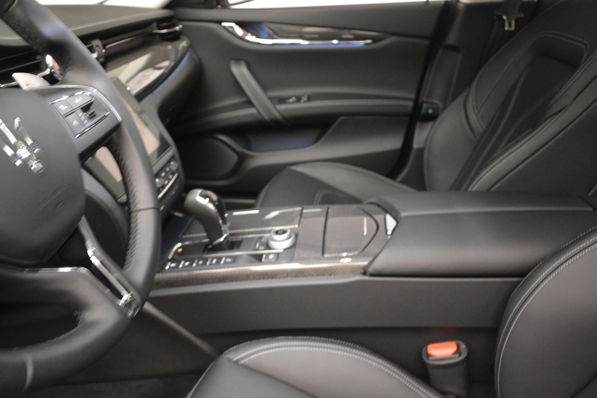 New 2017 Maserati Quattroporte S Q4 GranLusso For Sale In Greenwich, CT 611_p14