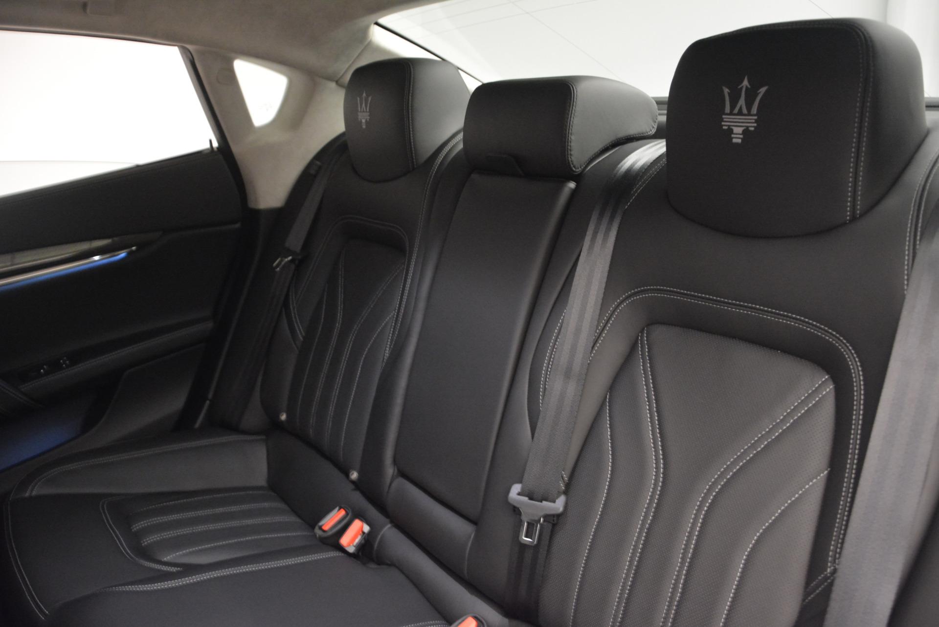 New 2017 Maserati Quattroporte S Q4 GranLusso For Sale In Greenwich, CT 611_p19