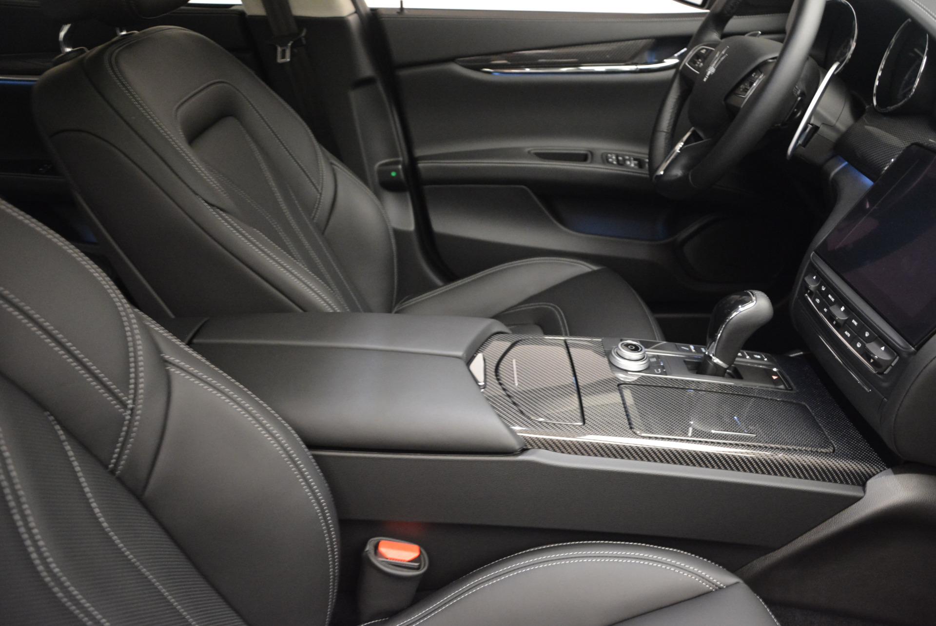 New 2017 Maserati Quattroporte S Q4 GranLusso For Sale In Greenwich, CT 611_p22