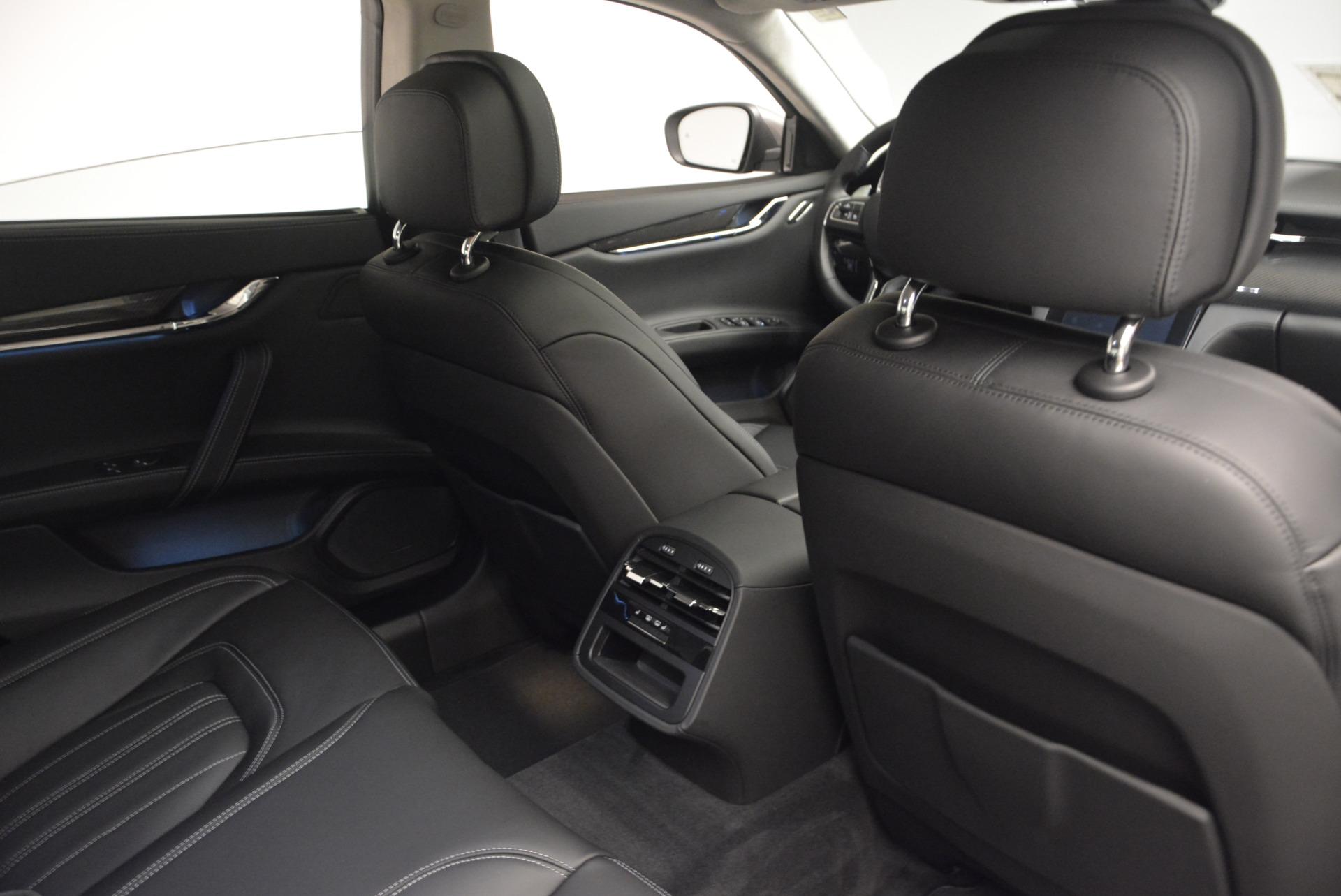 New 2017 Maserati Quattroporte S Q4 GranLusso For Sale In Greenwich, CT 611_p25