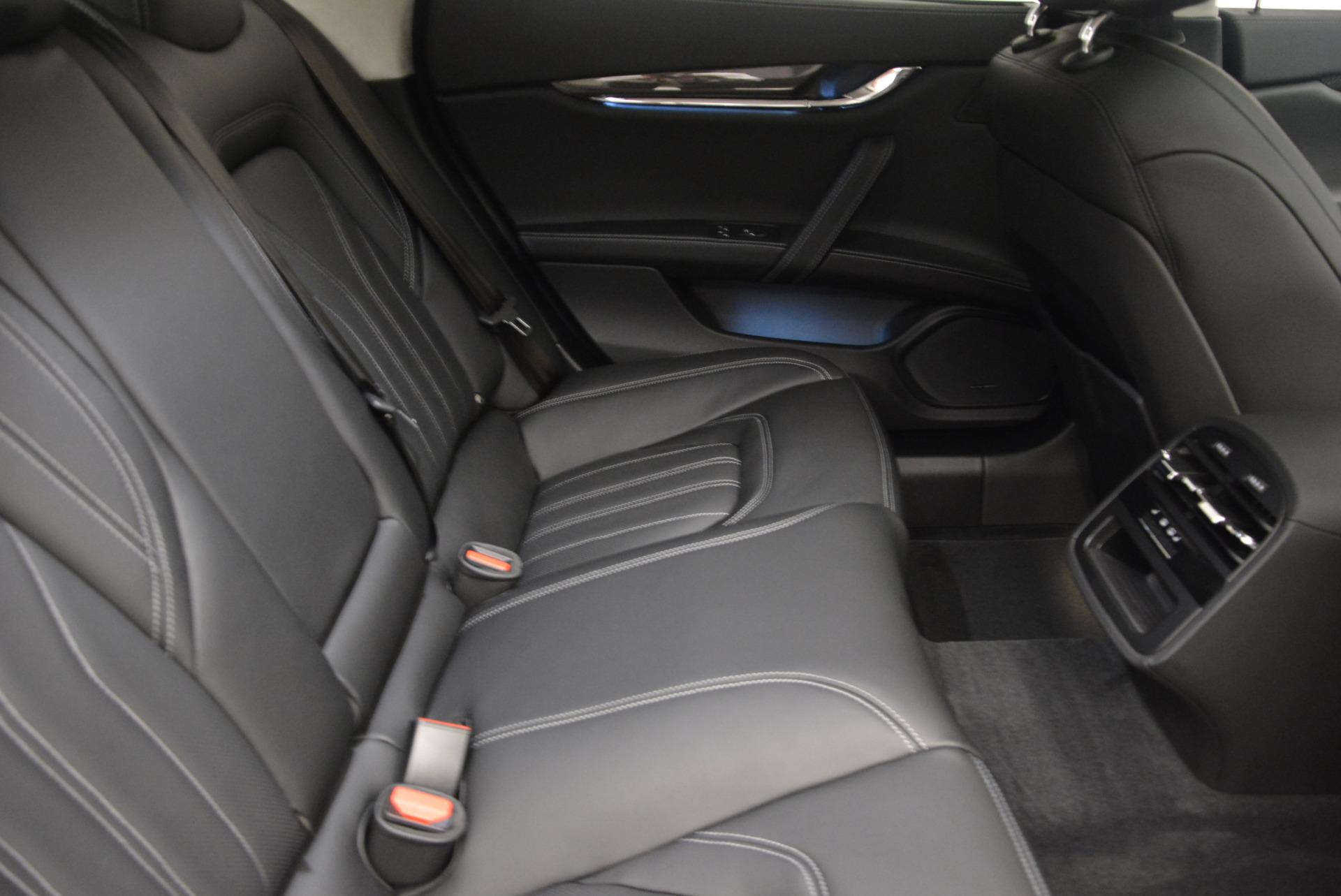 New 2017 Maserati Quattroporte S Q4 GranLusso For Sale In Greenwich, CT 611_p26