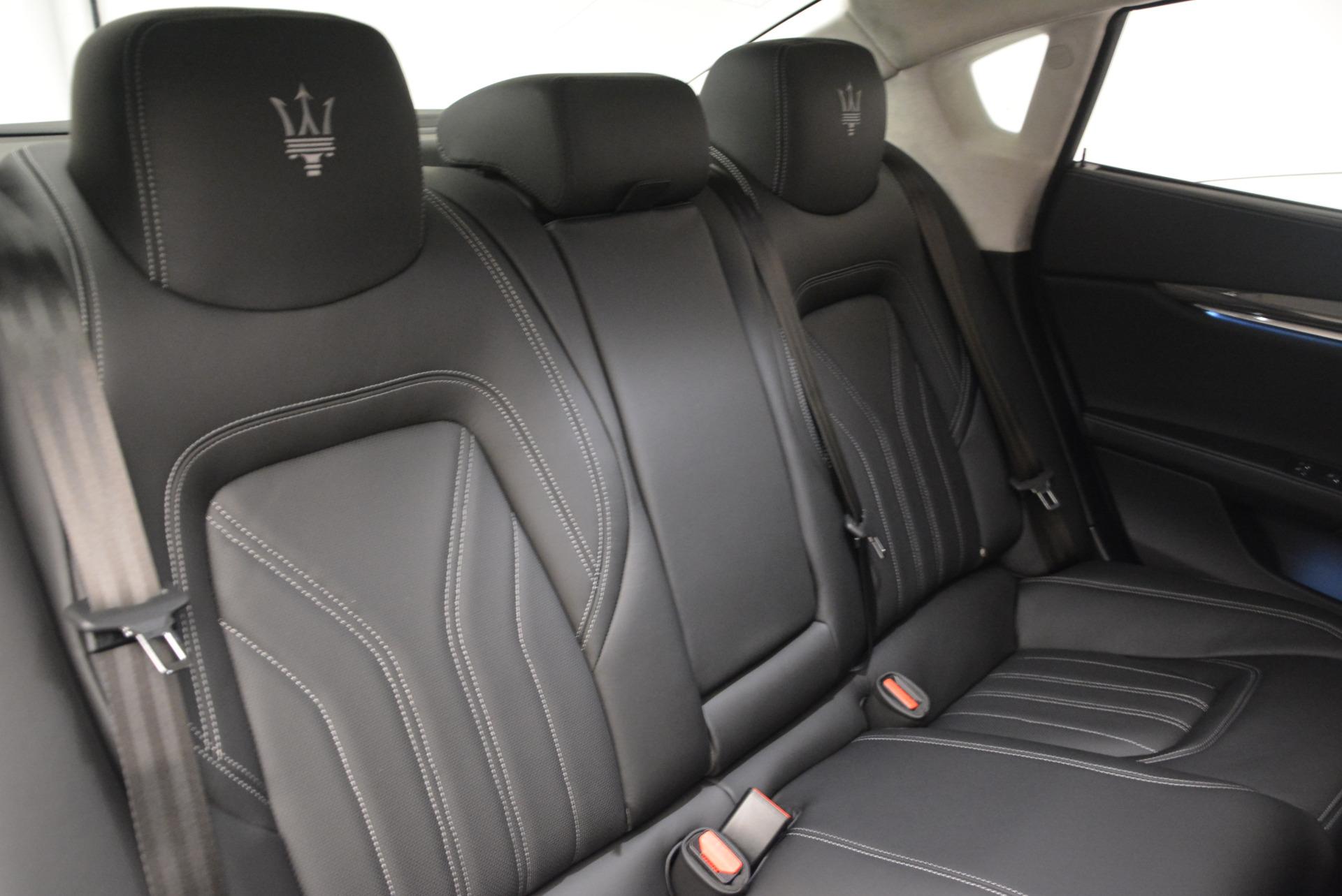 New 2017 Maserati Quattroporte S Q4 GranLusso For Sale In Greenwich, CT 611_p27