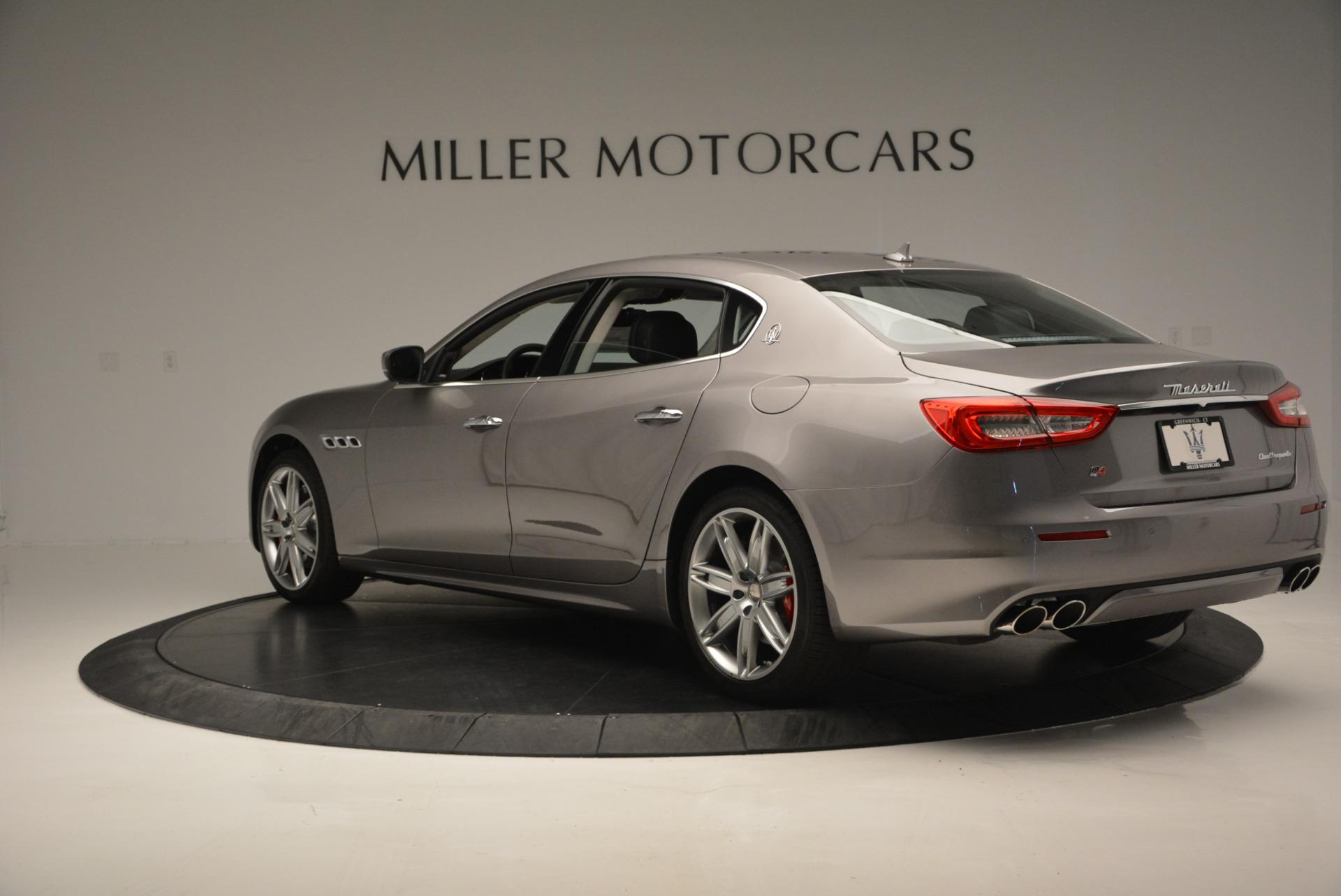 New 2017 Maserati Quattroporte S Q4 GranLusso For Sale In Greenwich, CT 611_p5