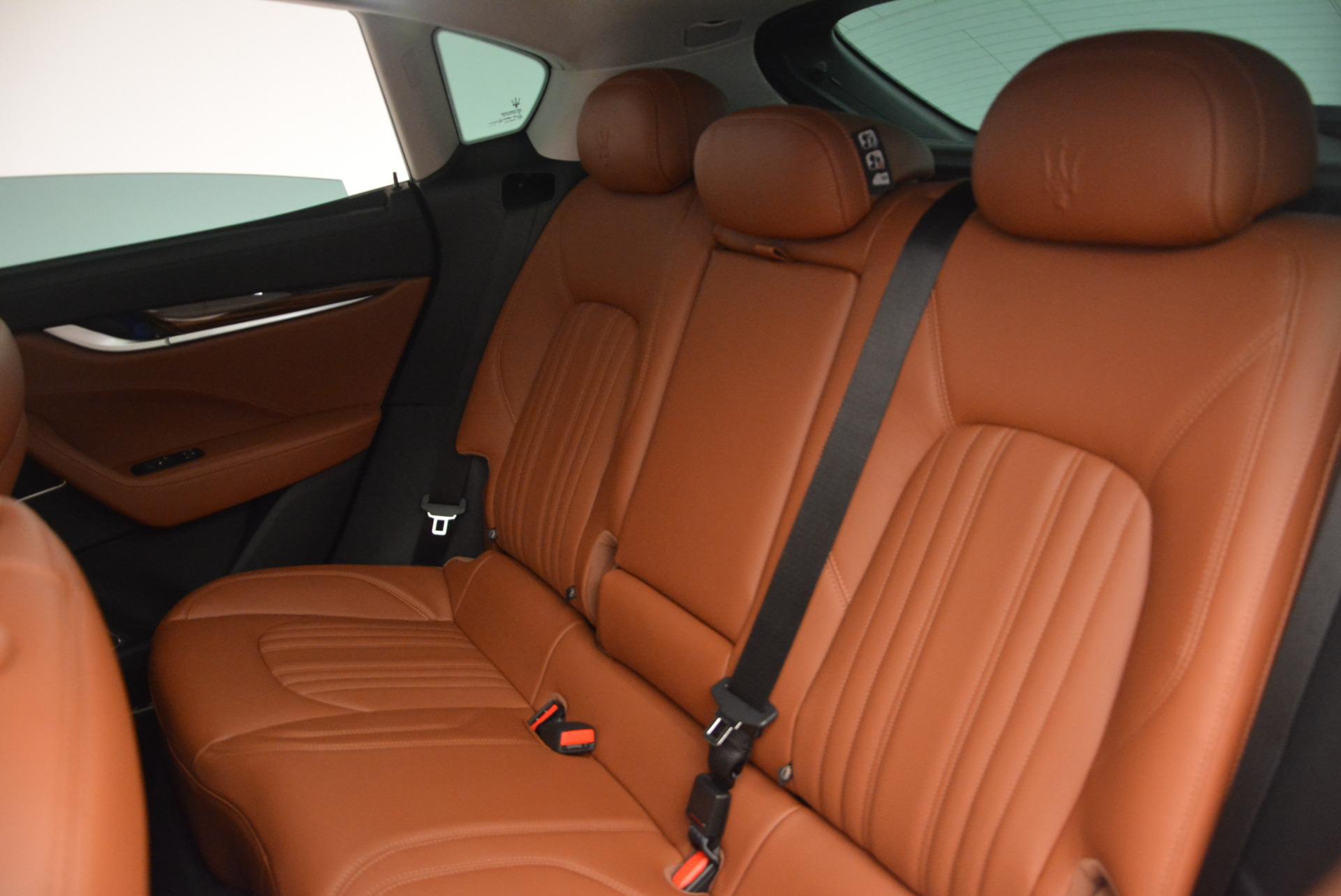 New 2017 Maserati Levante  For Sale In Greenwich, CT 614_p18