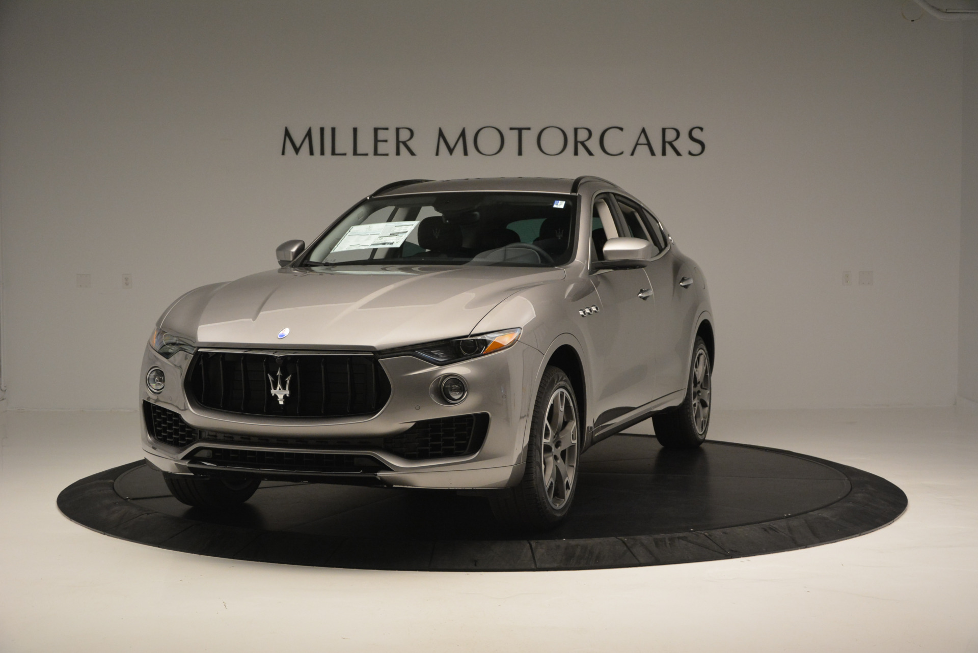 New 2017 Maserati Levante  For Sale In Greenwich, CT 615_main