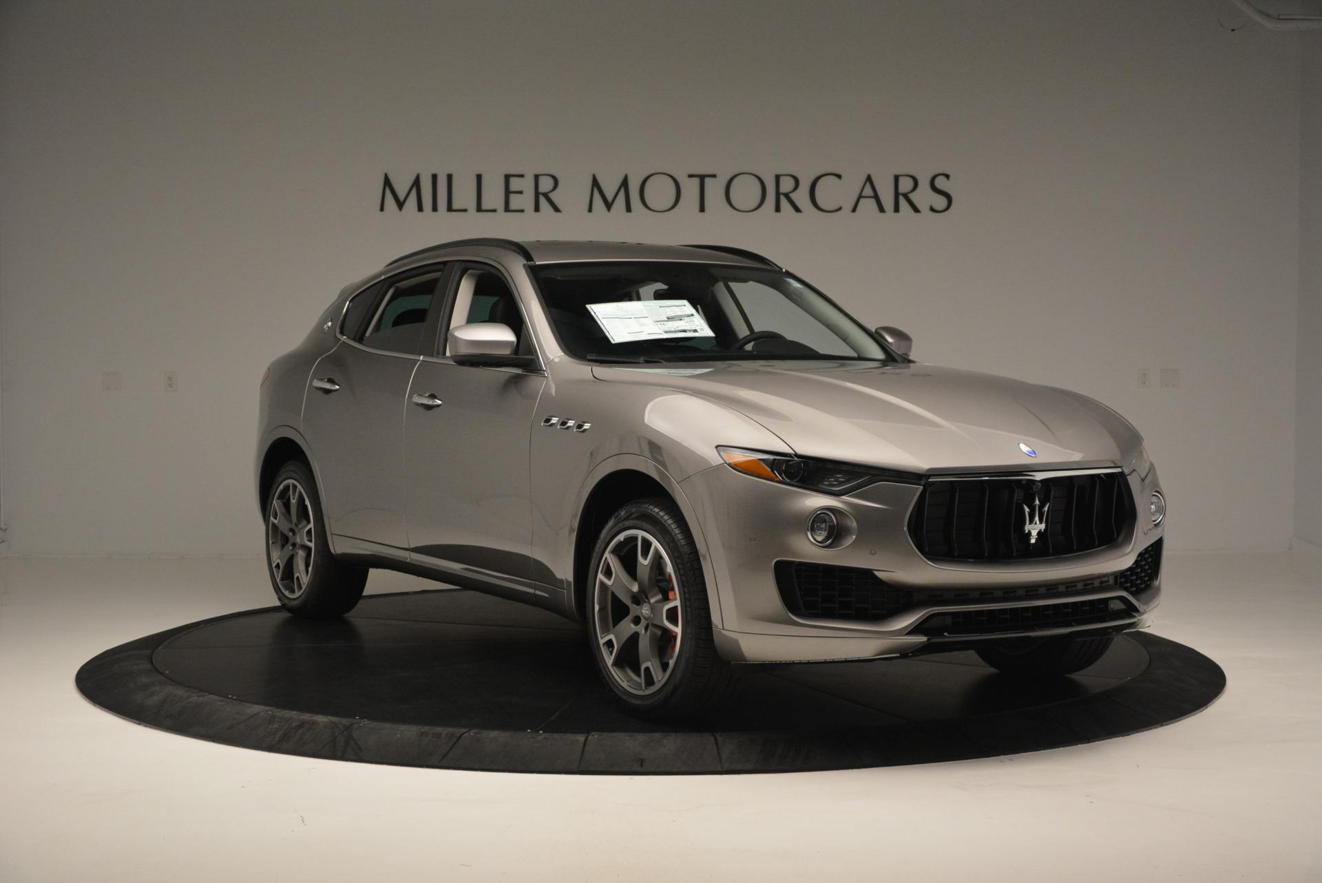 New 2017 Maserati Levante  For Sale In Greenwich, CT 615_p11