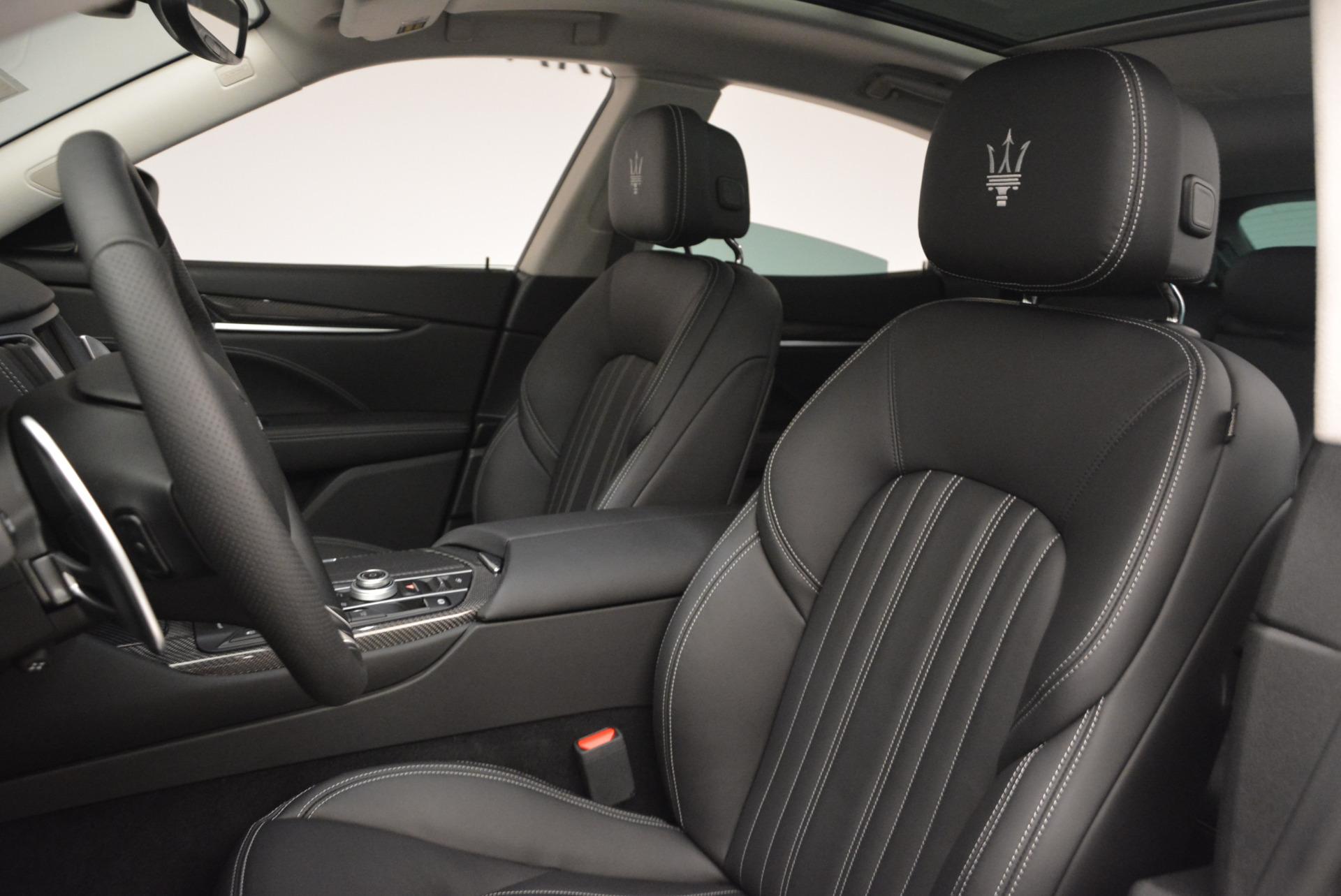 New 2017 Maserati Levante  For Sale In Greenwich, CT 615_p16