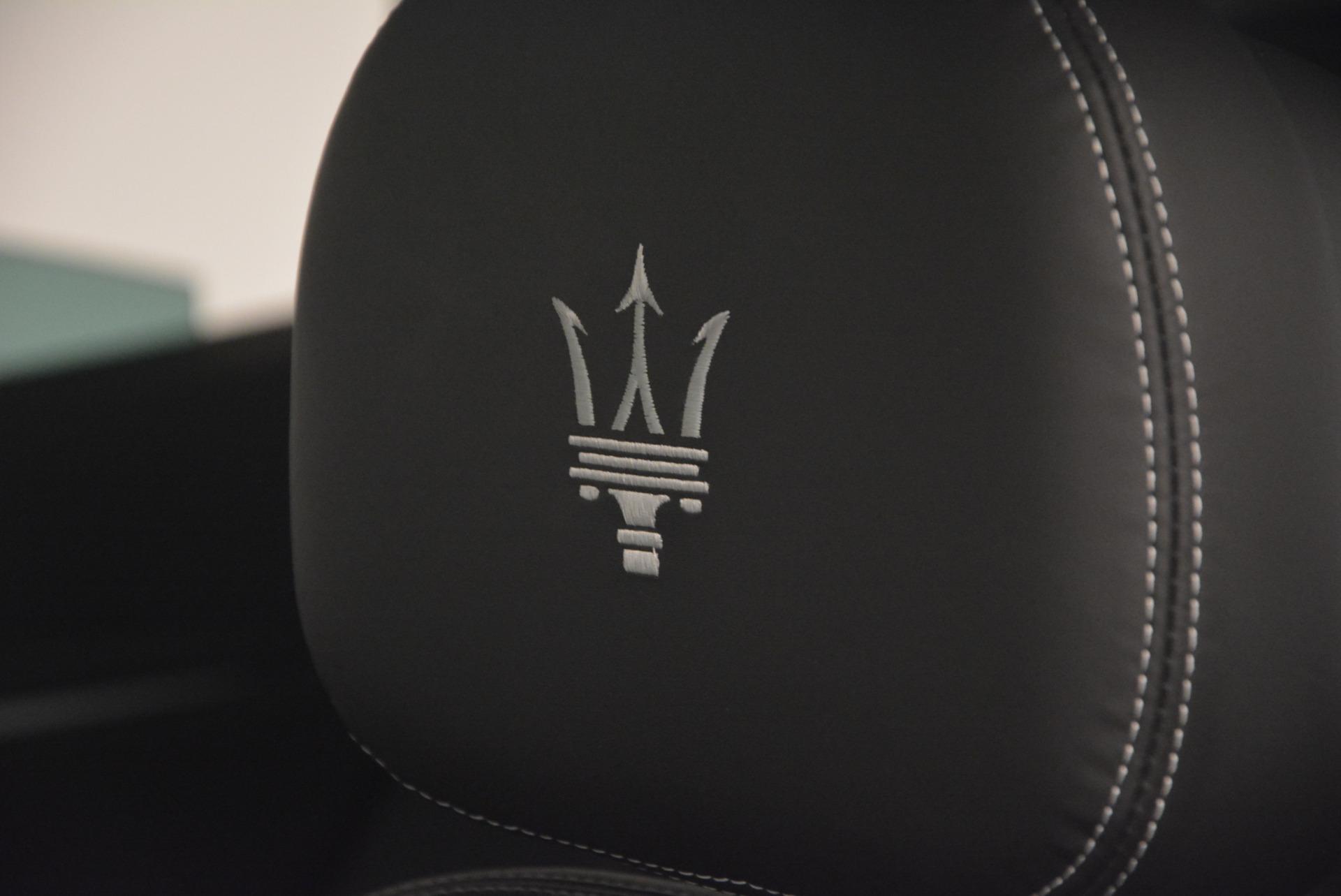 New 2017 Maserati Levante  For Sale In Greenwich, CT 615_p17