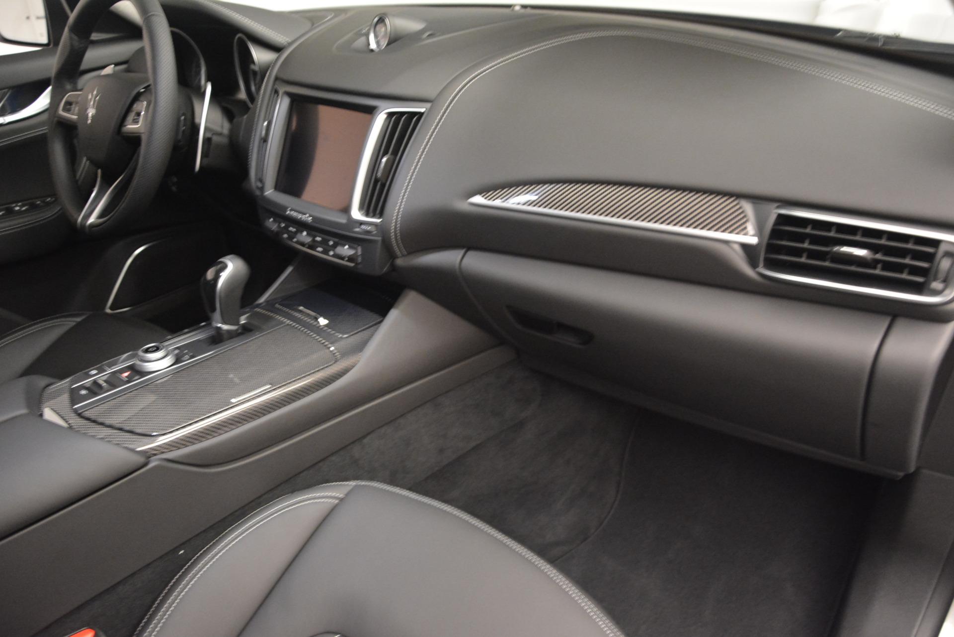 New 2017 Maserati Levante  For Sale In Greenwich, CT 615_p23