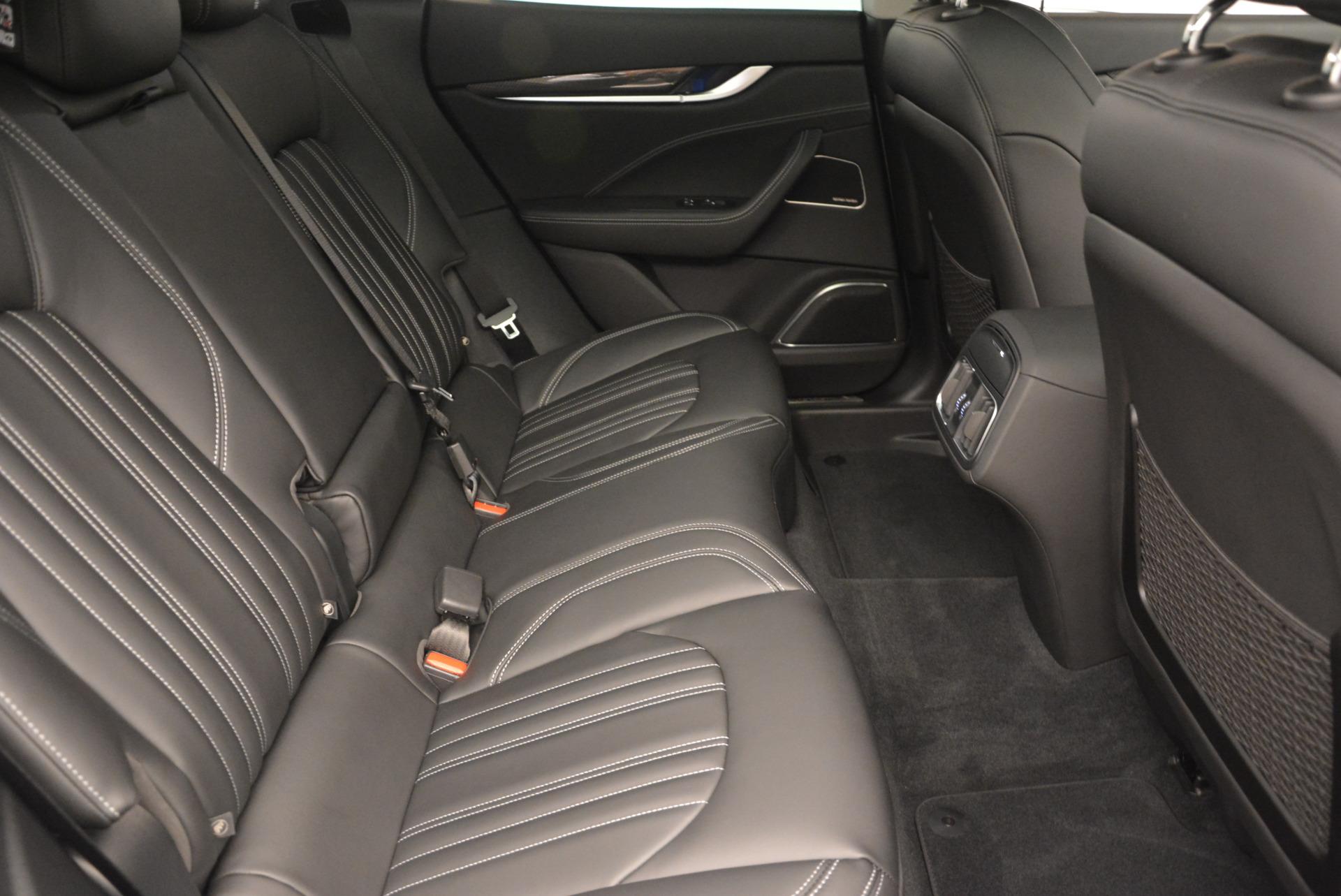 New 2017 Maserati Levante  For Sale In Greenwich, CT 615_p27