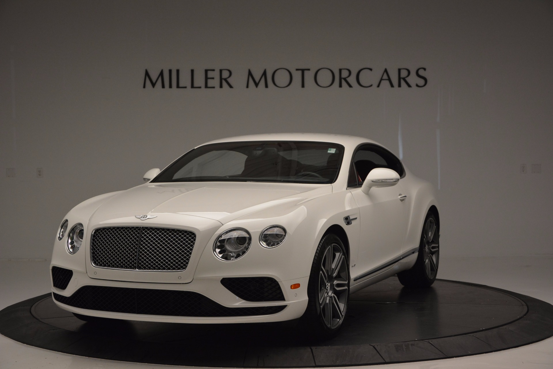 Used 2016 Bentley Continental GT  For Sale In Greenwich, CT 618_main