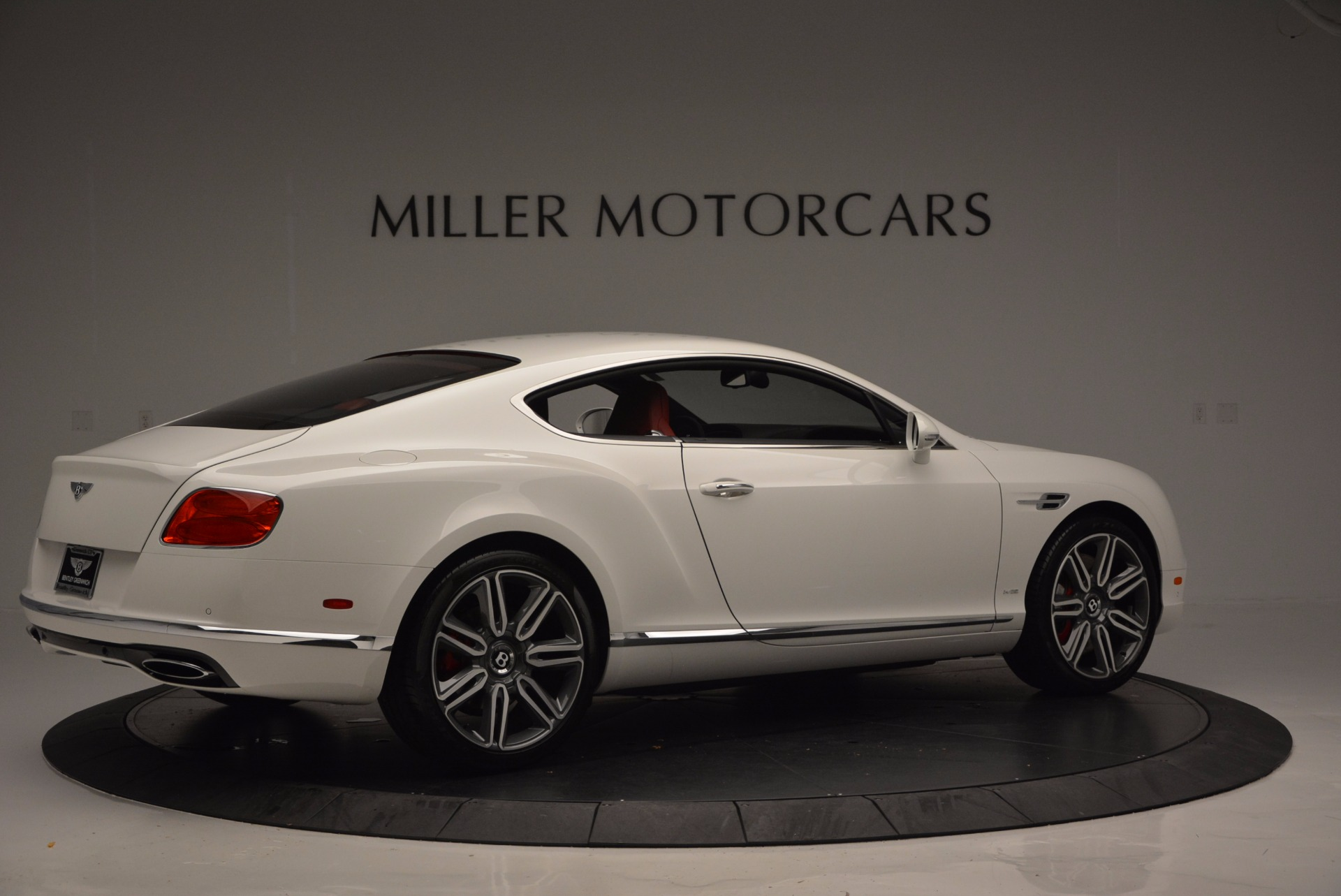 Used 2016 Bentley Continental GT  For Sale In Greenwich, CT 618_p8