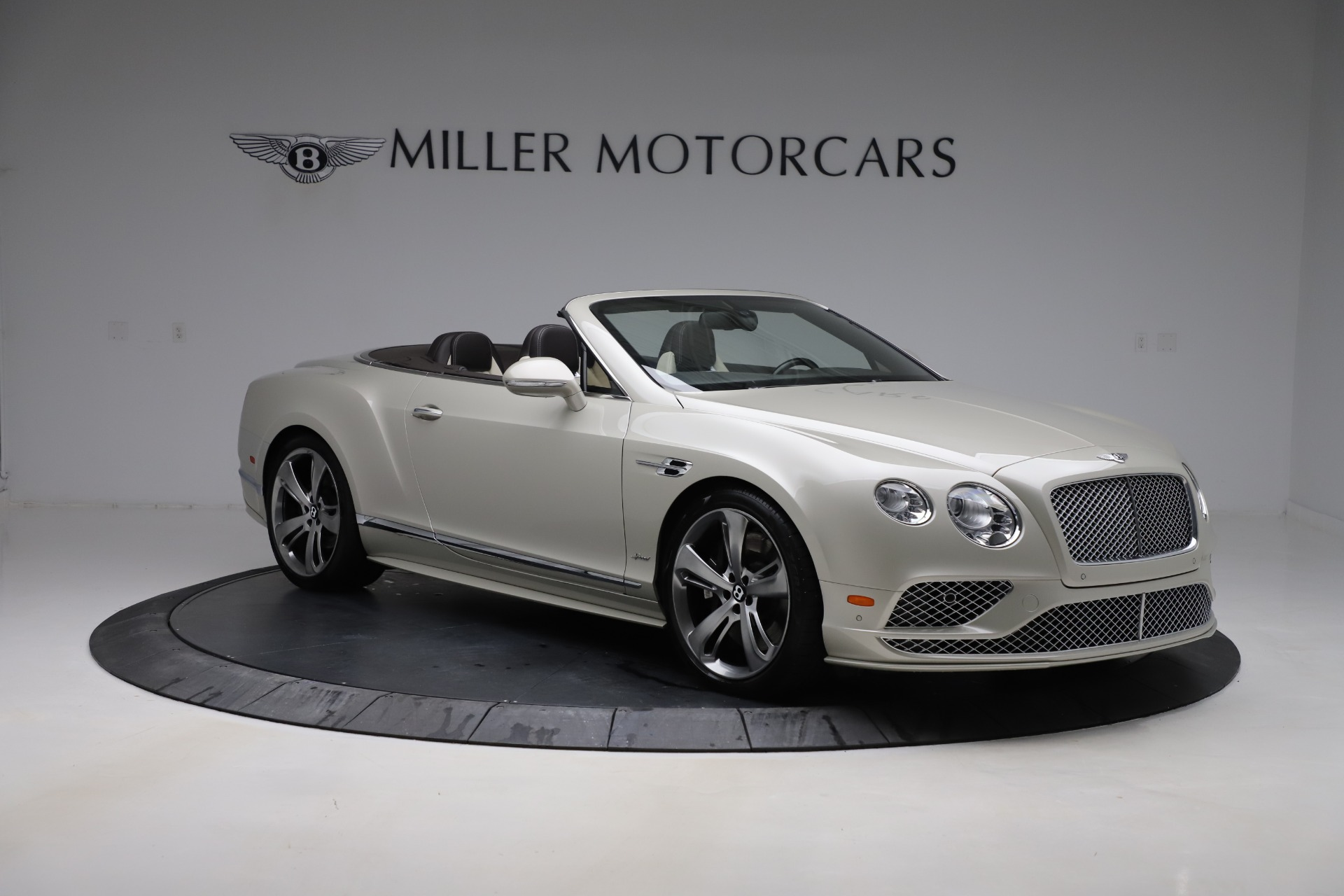 Used 2016 Bentley Continental GT Speed Convertible  For Sale In Greenwich, CT 619_p12