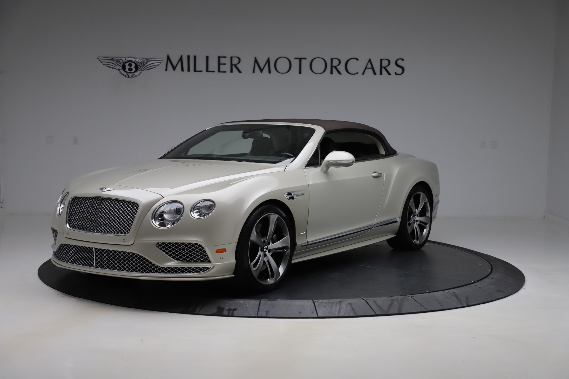 Used 2016 Bentley Continental GT Speed Convertible  For Sale In Greenwich, CT 619_p14