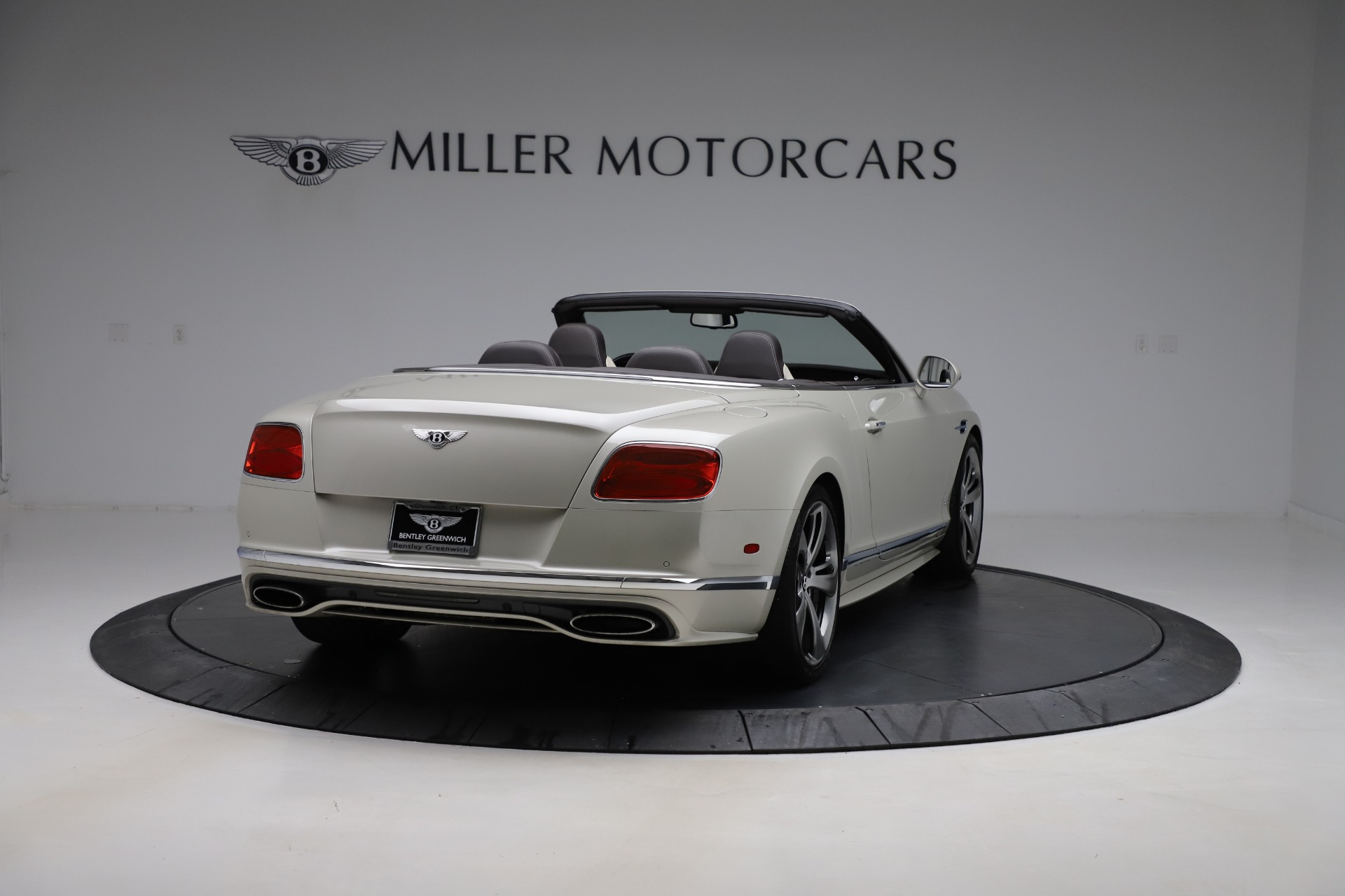 Used 2016 Bentley Continental GT Speed Convertible  For Sale In Greenwich, CT 619_p7