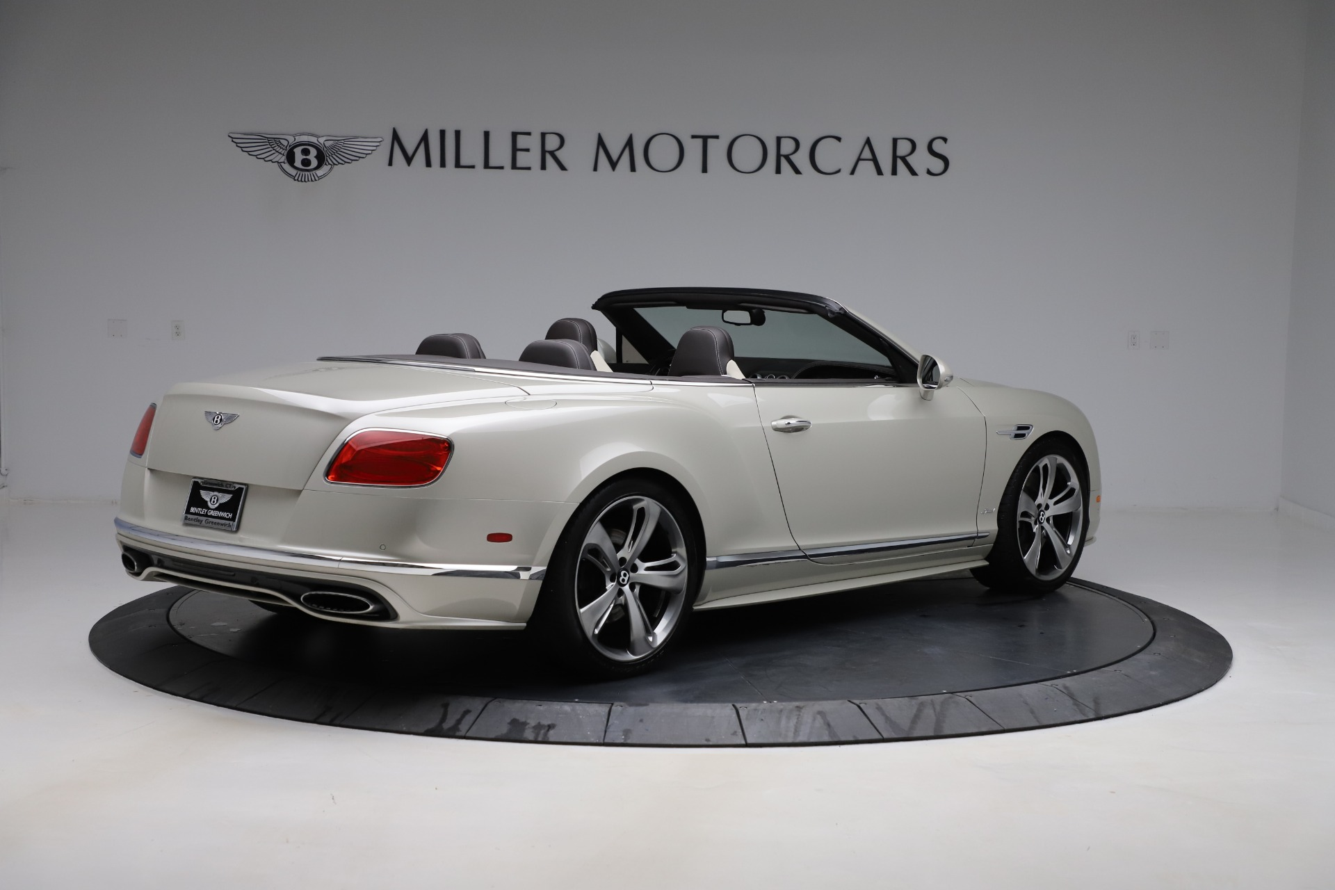 Used 2016 Bentley Continental GT Speed Convertible  For Sale In Greenwich, CT 619_p9