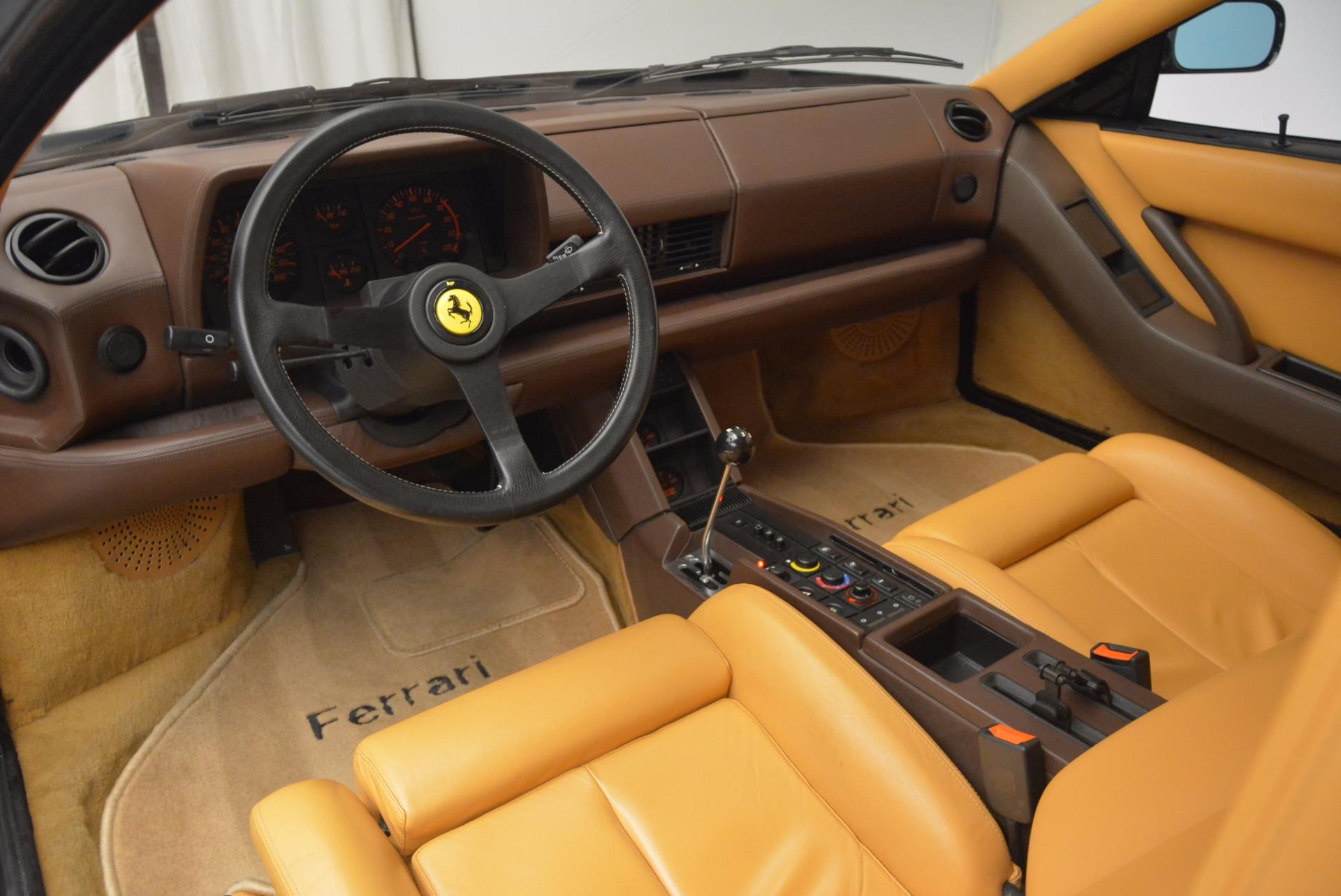 Used 1989 Ferrari Testarossa  For Sale In Greenwich, CT 622_p13