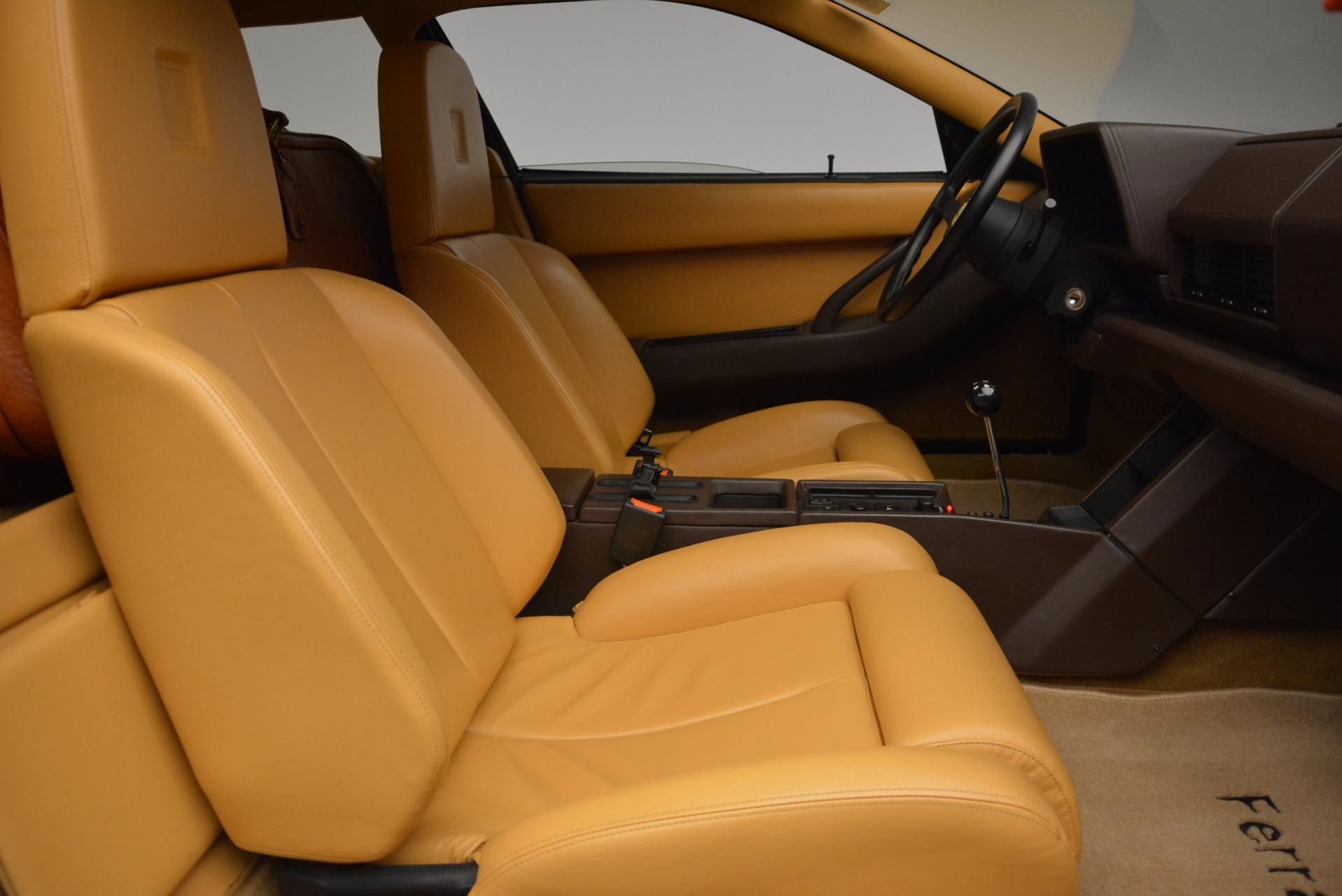 Used 1989 Ferrari Testarossa  For Sale In Greenwich, CT 622_p18