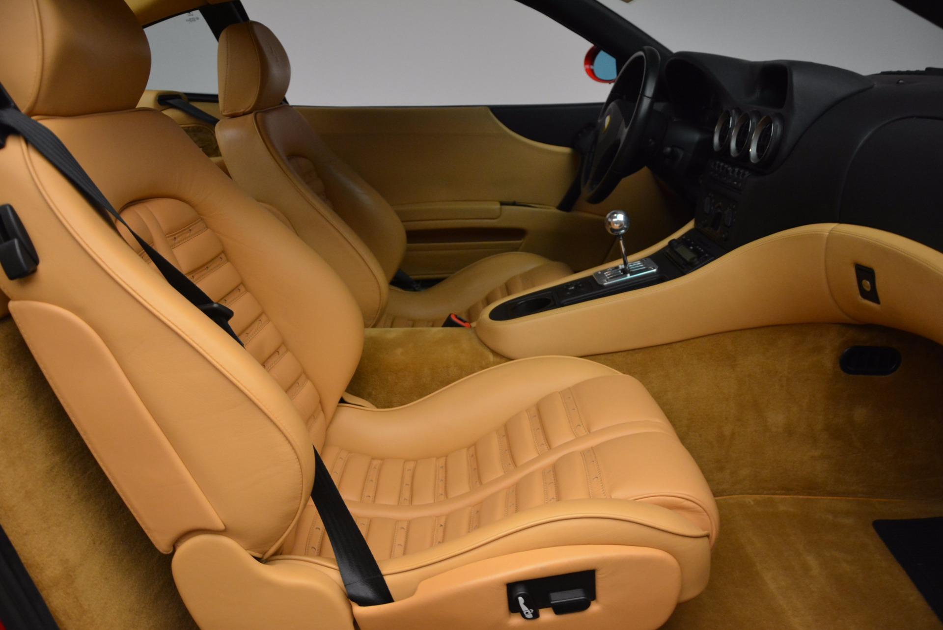 Used 2000 Ferrari 550 Maranello  For Sale In Greenwich, CT 623_p18