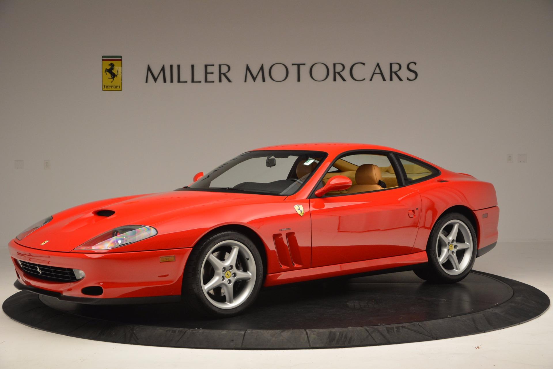 Used 2000 Ferrari 550 Maranello  For Sale In Greenwich, CT 623_p2