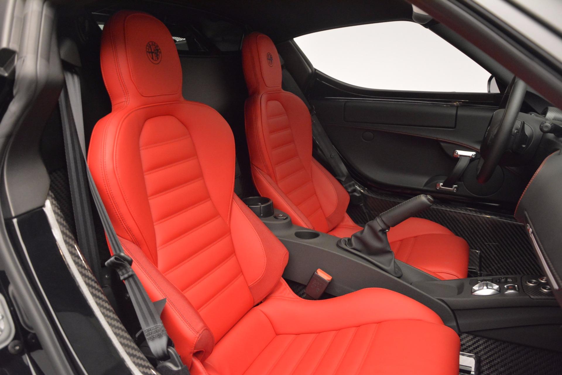 New 2016 Alfa Romeo 4C  For Sale In Greenwich, CT 624_p19