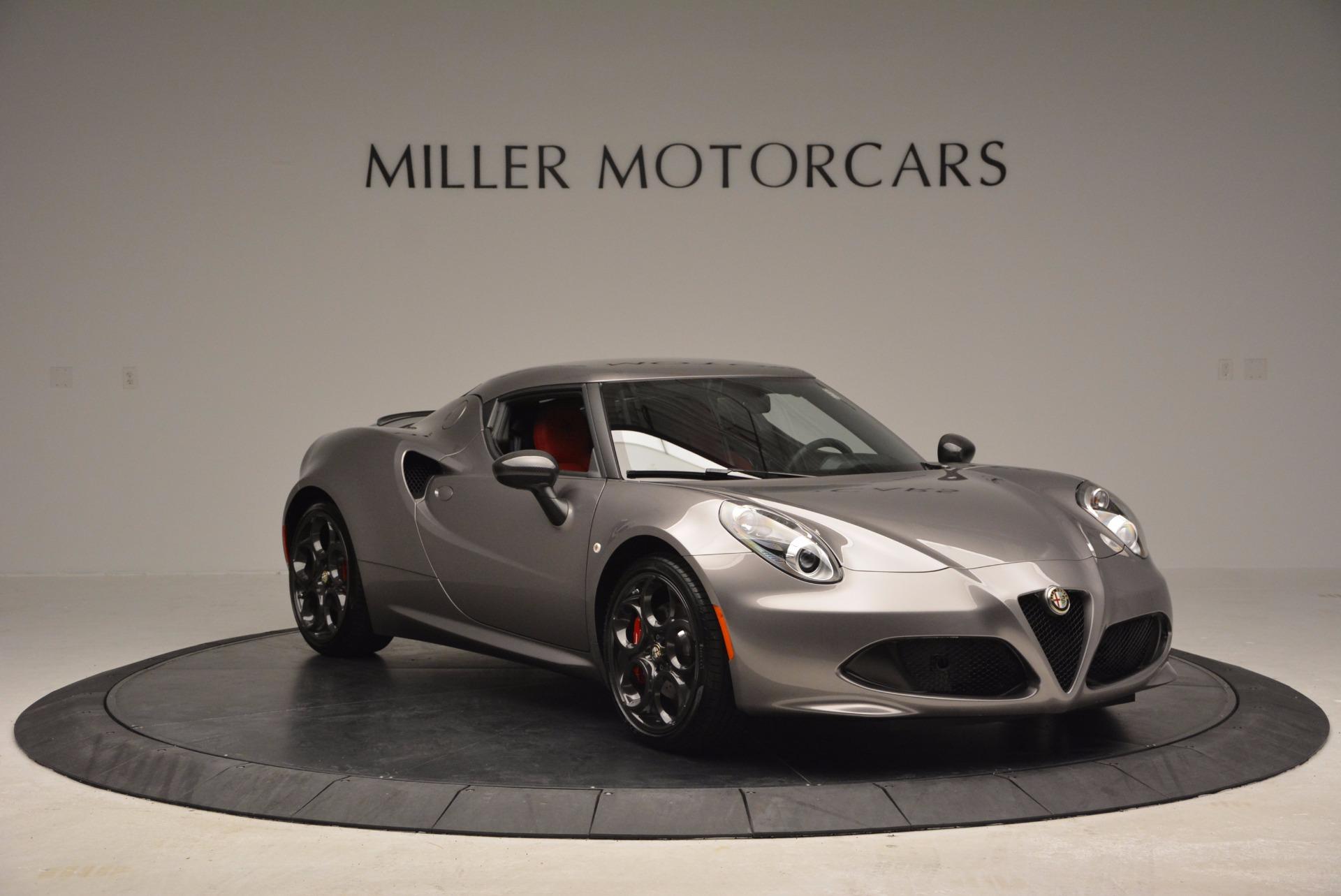 New 2016 Alfa Romeo 4C  For Sale In Greenwich, CT 625_p11