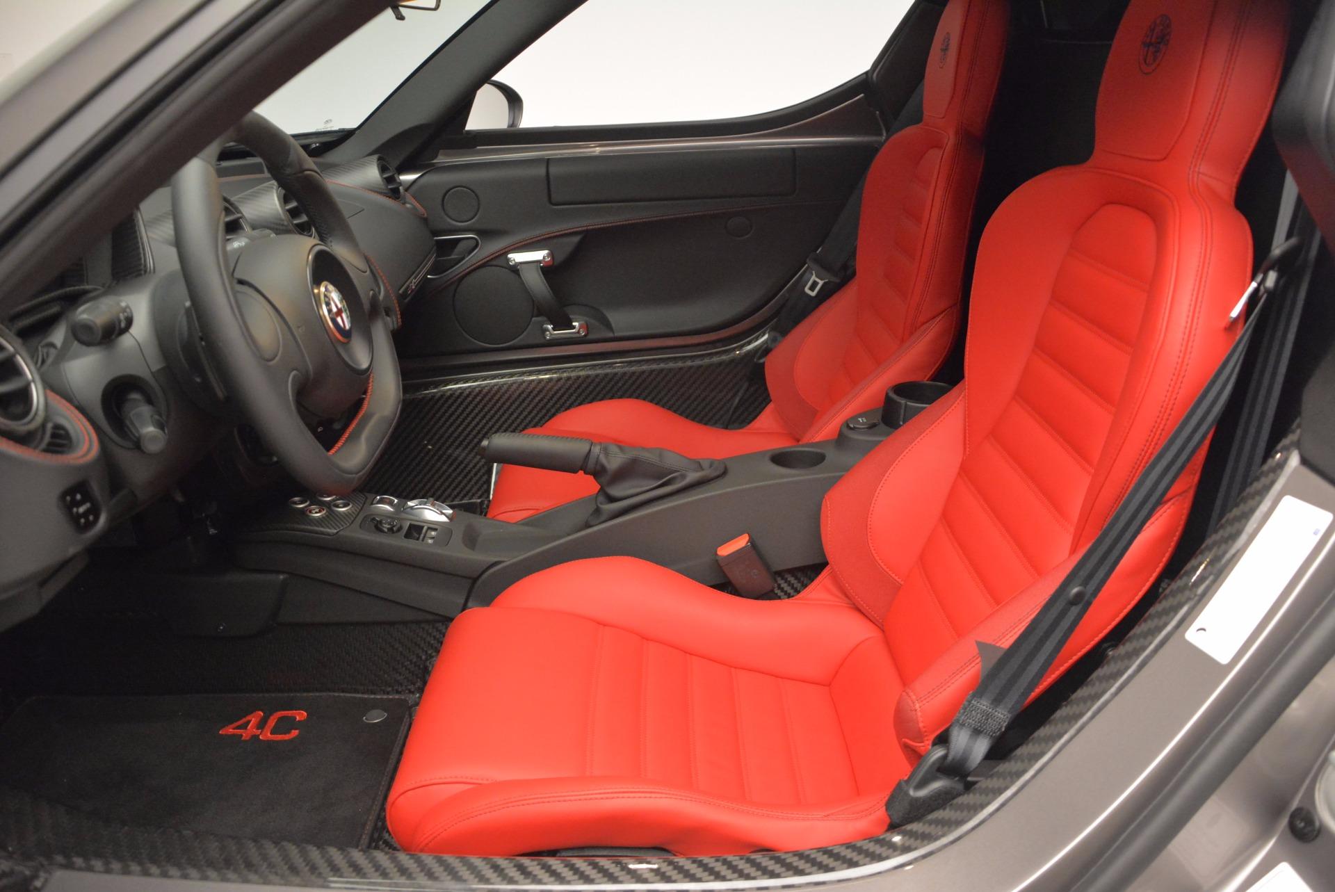 New 2016 Alfa Romeo 4C  For Sale In Greenwich, CT 625_p14