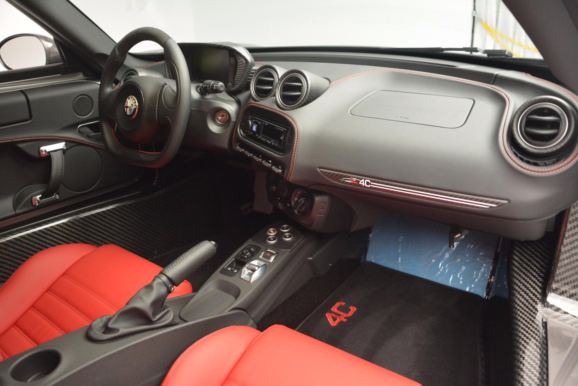 New 2016 Alfa Romeo 4C  For Sale In Greenwich, CT 625_p17