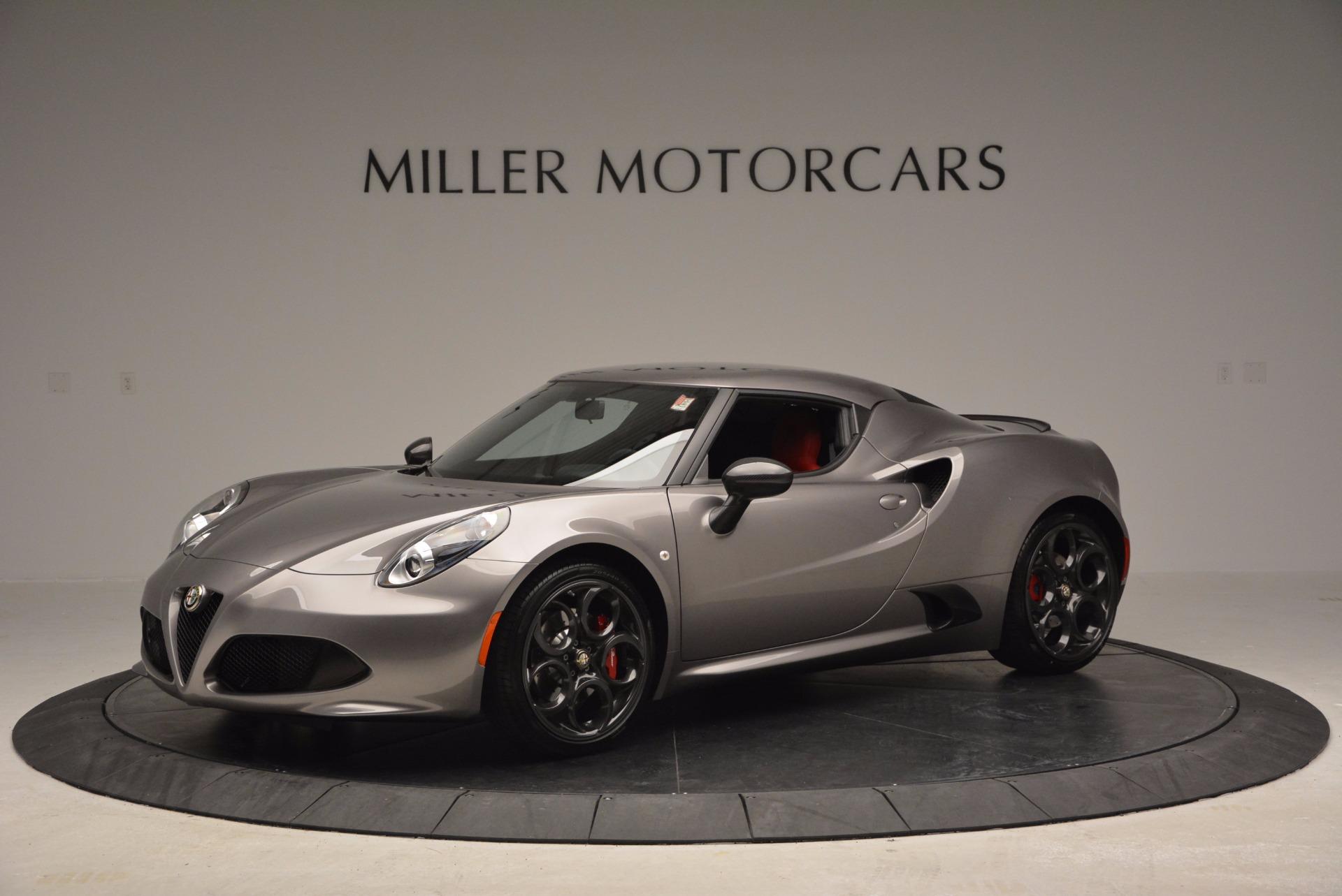 New 2016 Alfa Romeo 4C  For Sale In Greenwich, CT 625_p2