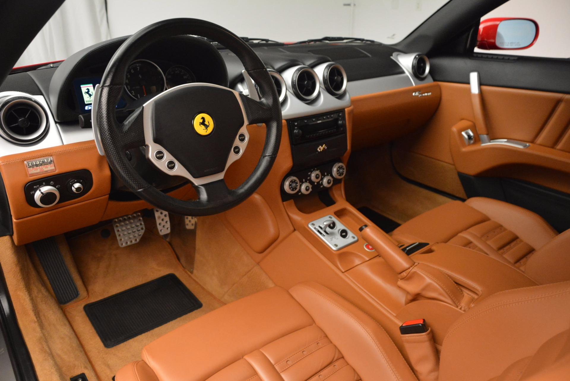 Used 2005 Ferrari 612 Scaglietti  For Sale In Greenwich, CT 626_p13