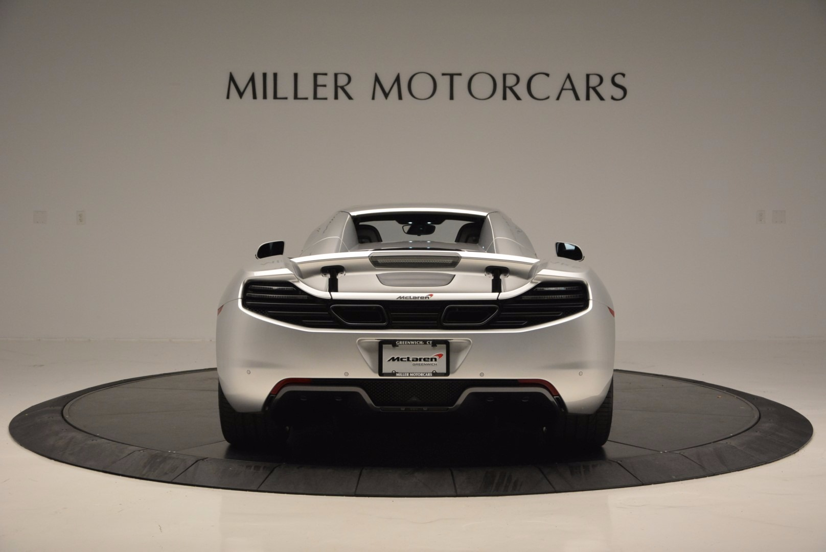 Used 2014 McLaren MP4-12C Spider  For Sale In Greenwich, CT 627_p18