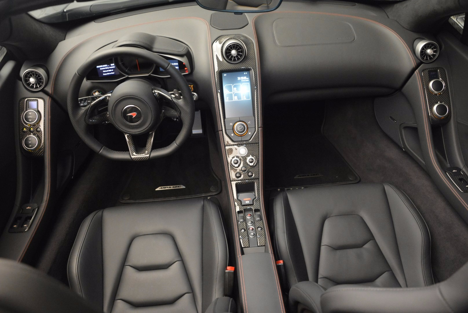 Used 2014 McLaren MP4-12C Spider  For Sale In Greenwich, CT 627_p25