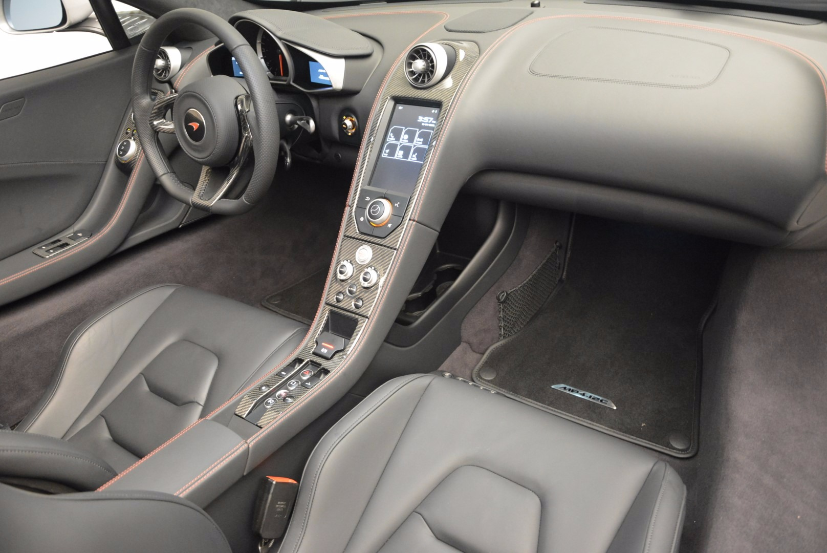 Used 2014 McLaren MP4-12C Spider  For Sale In Greenwich, CT 627_p26