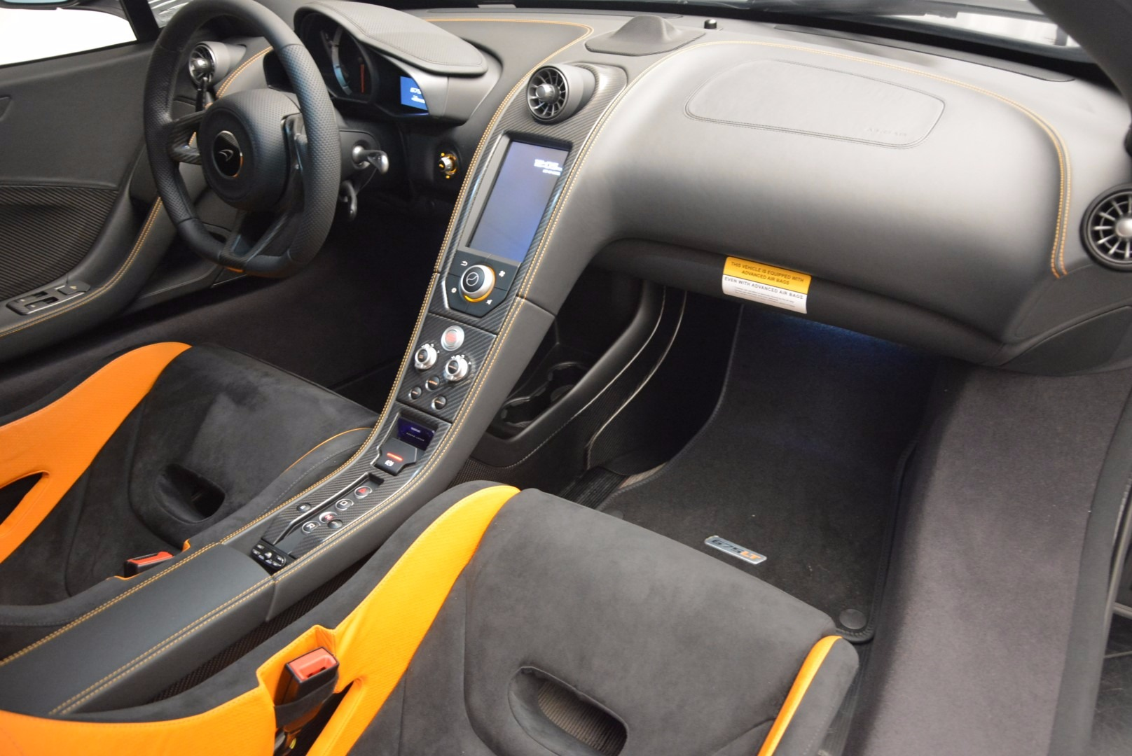 Used 2016 McLaren 675LT  For Sale In Greenwich, CT 628_p19