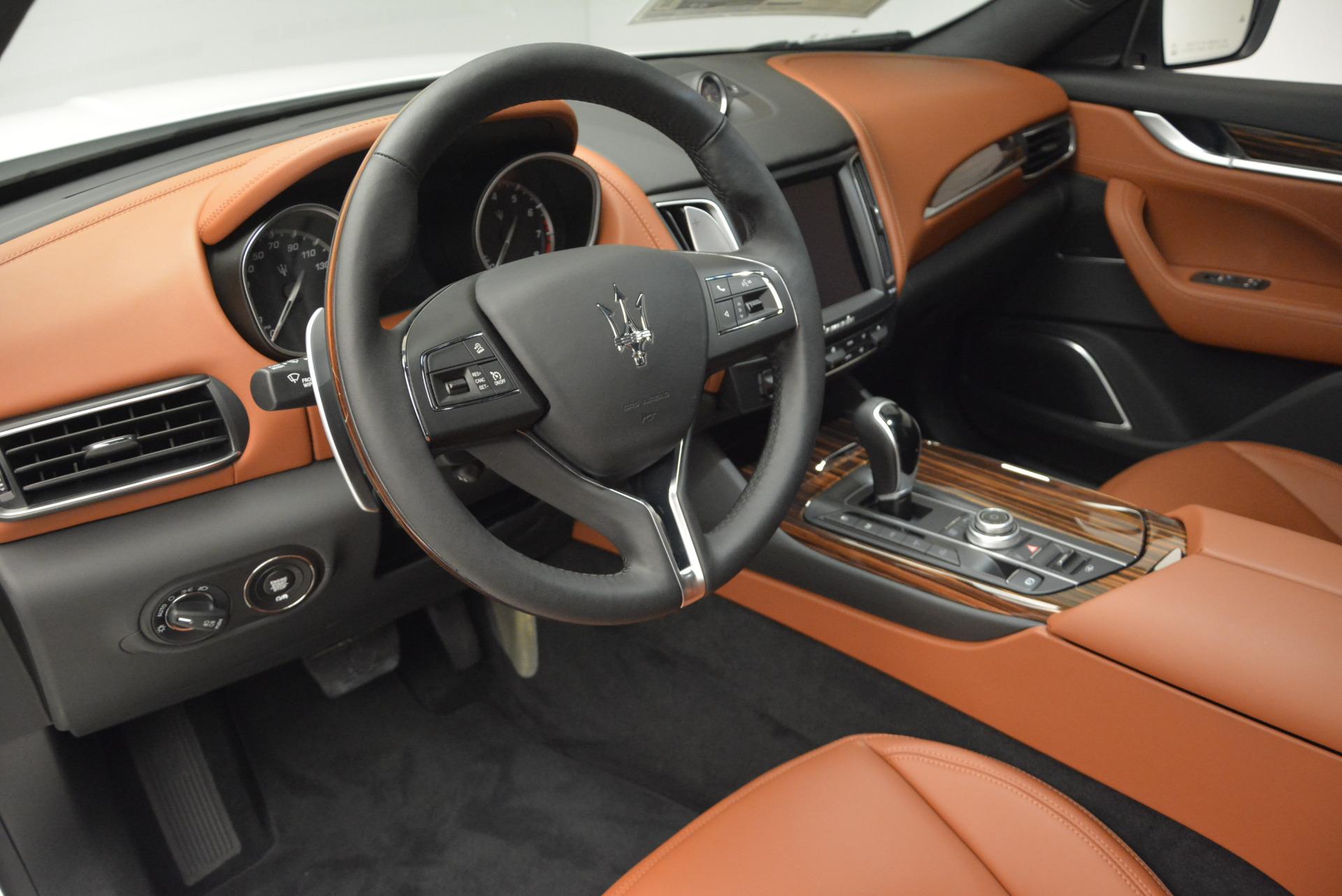 New 2017 Maserati Levante S For Sale In Greenwich, CT 629_p13