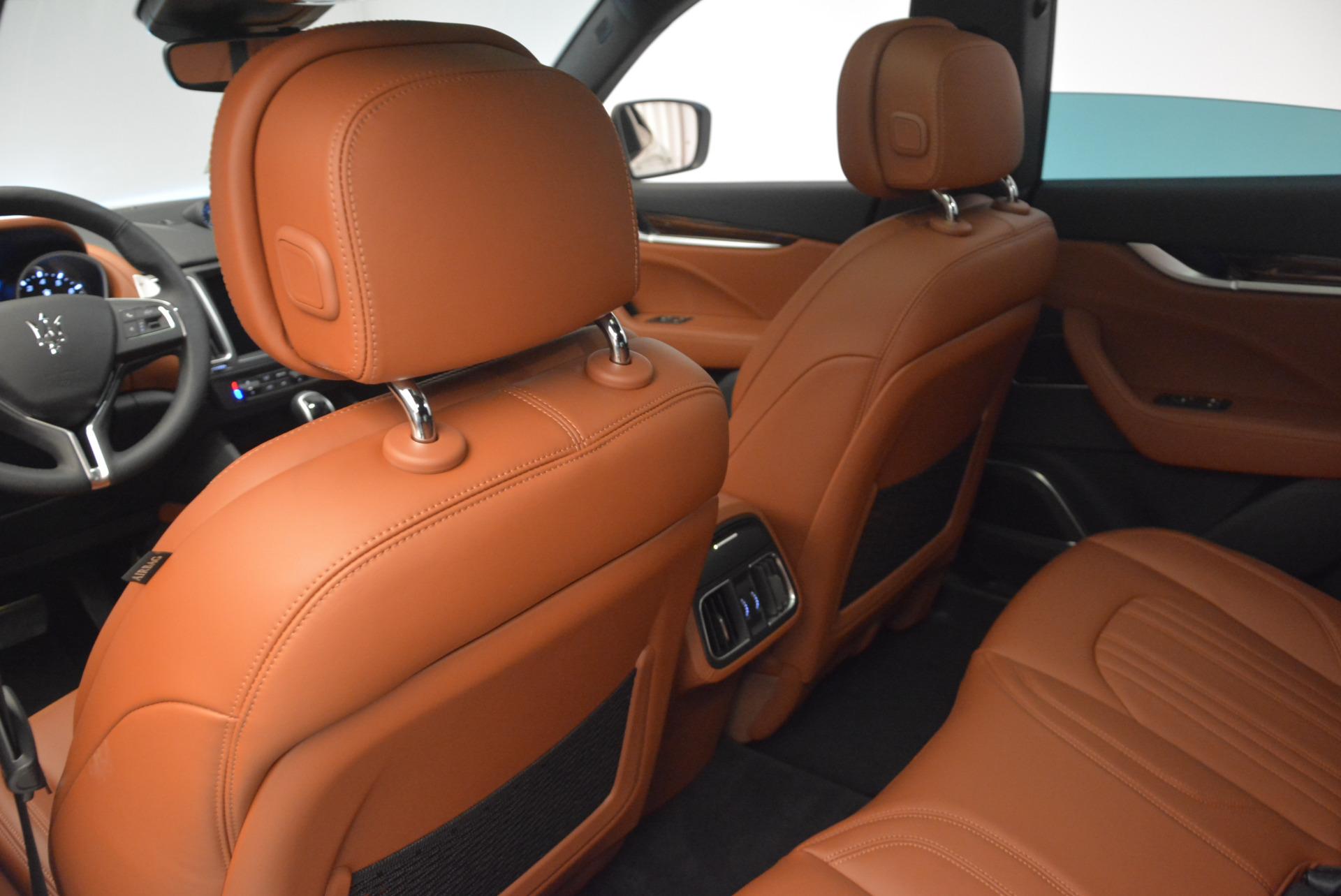 New 2017 Maserati Levante S For Sale In Greenwich, CT 629_p16
