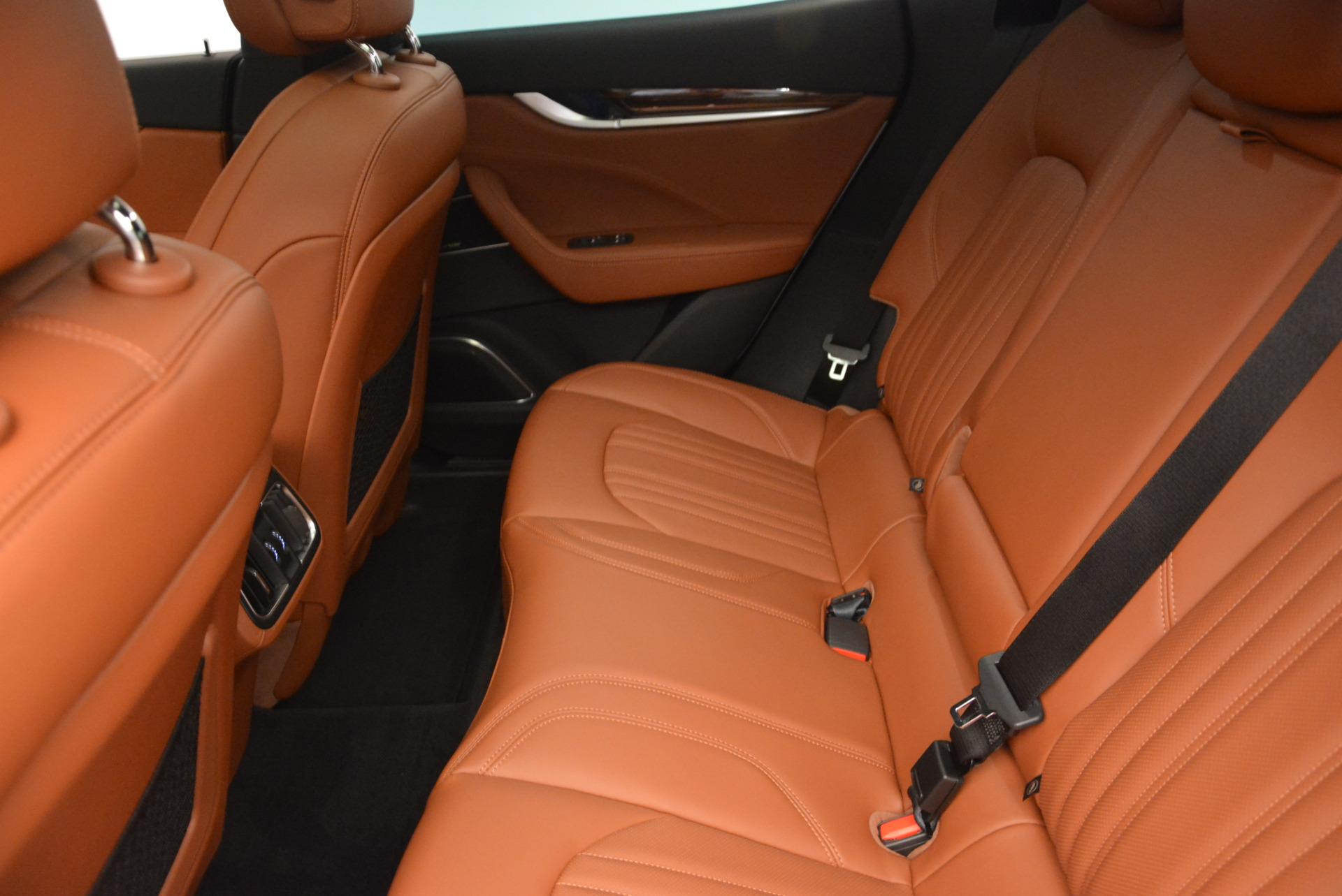 New 2017 Maserati Levante S For Sale In Greenwich, CT 629_p17
