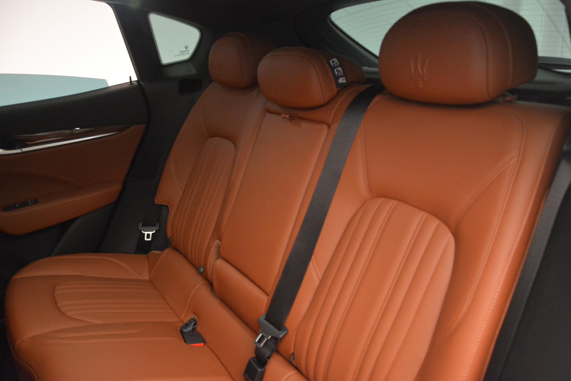 New 2017 Maserati Levante S For Sale In Greenwich, CT 629_p18